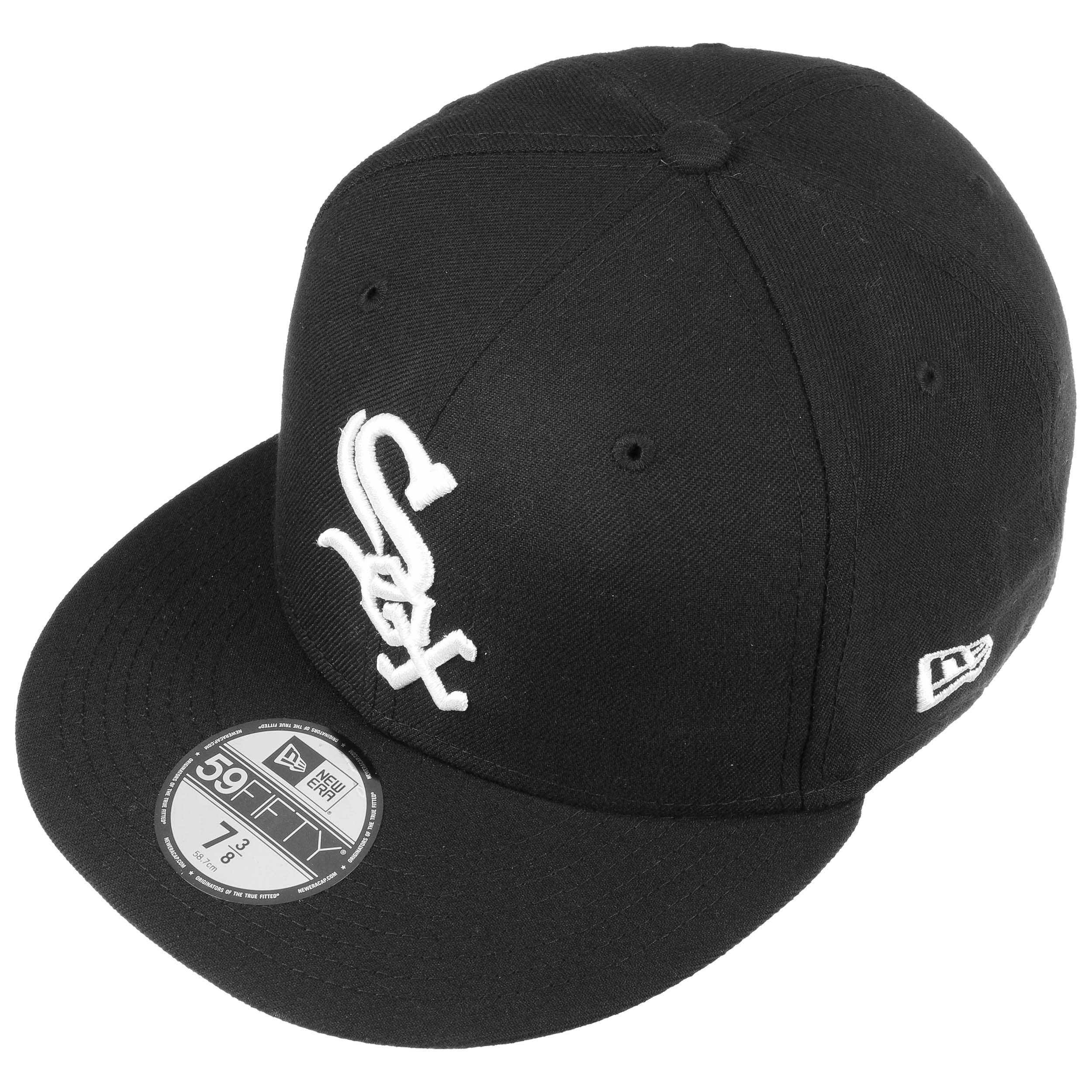 319bfd491fe10 Gorra 59Fifty TSF White Sox by New Era - Gorras - sombreroshop.es