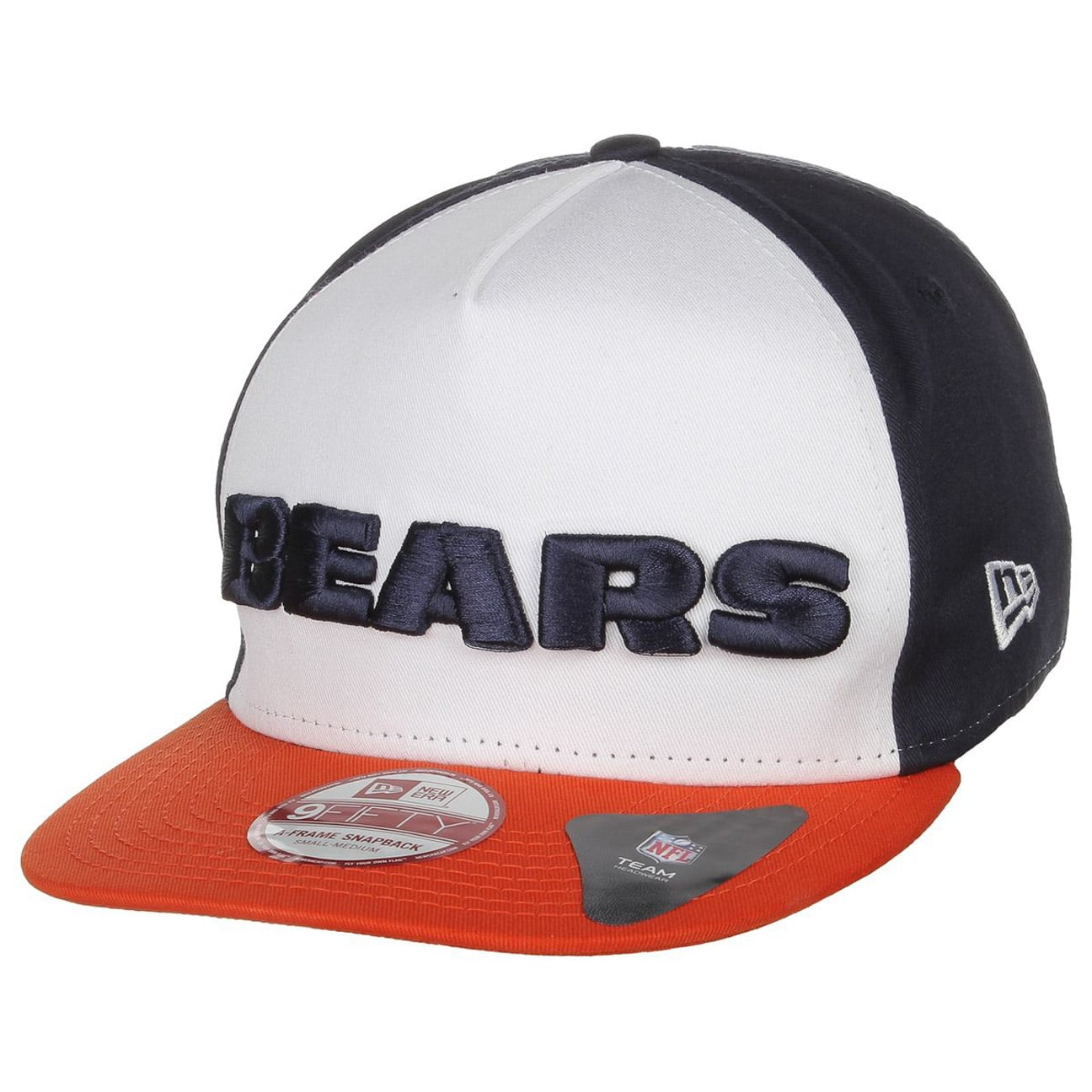 7d301d5eb7377 Gorra 9Fifty Chicago Bears by New Era - Gorras - sombreroshop.es