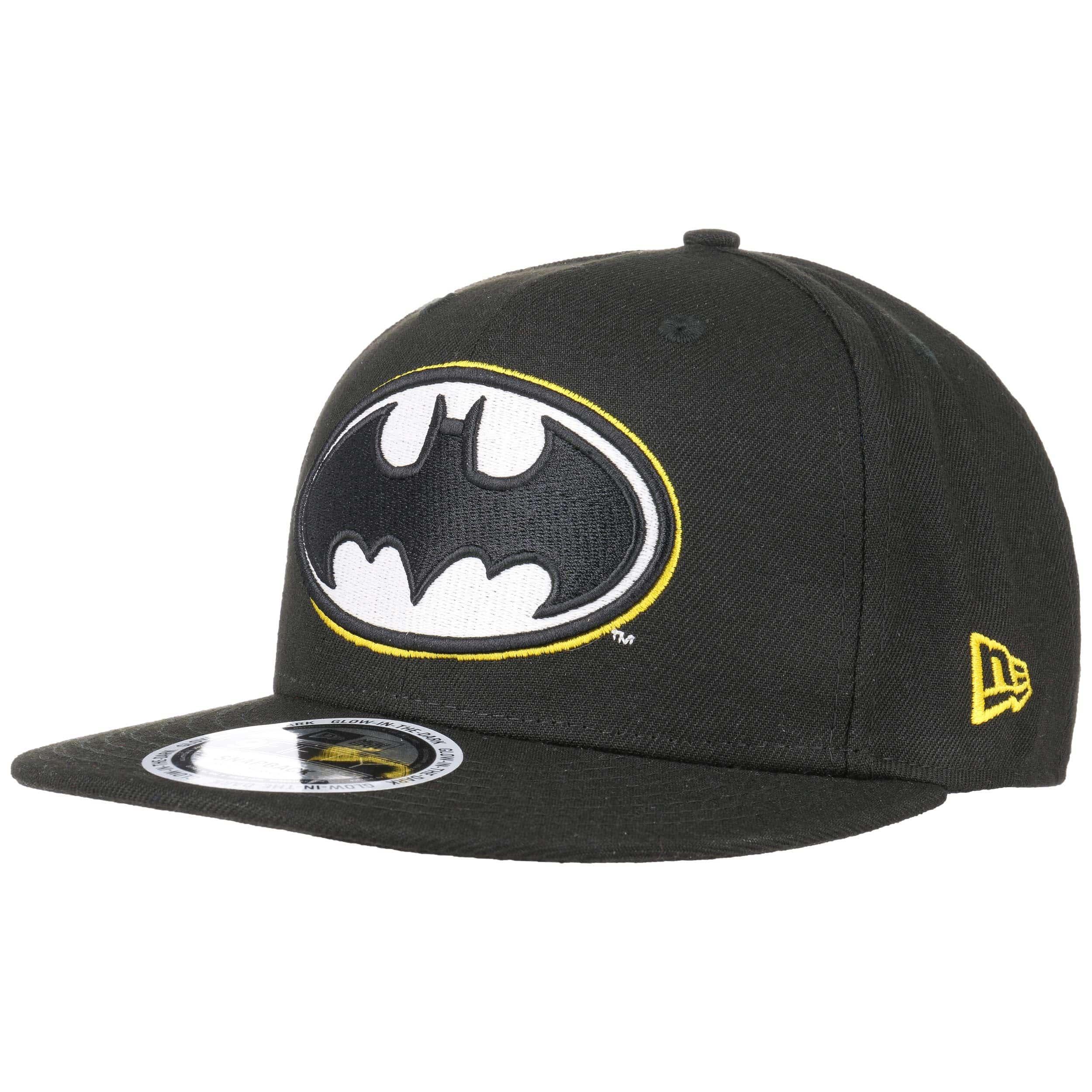Gorra 9Fifty GITD Batman by New Era - Gorras - sombreroshop.es e584d16afc9e