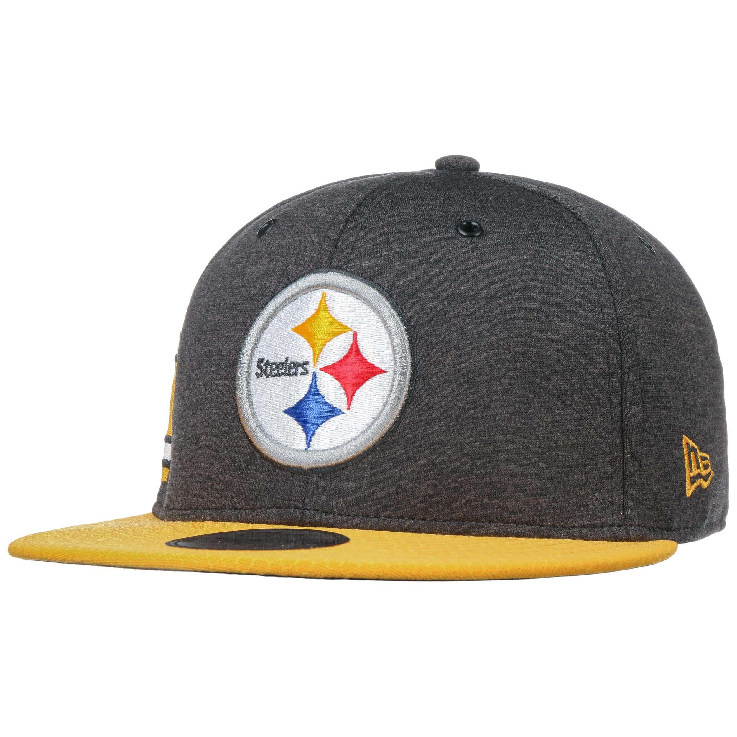 Gorra 9Fifty On-Field 18 Steelers by New Era - Gorras - sombreroshop.es faebc66f9a5