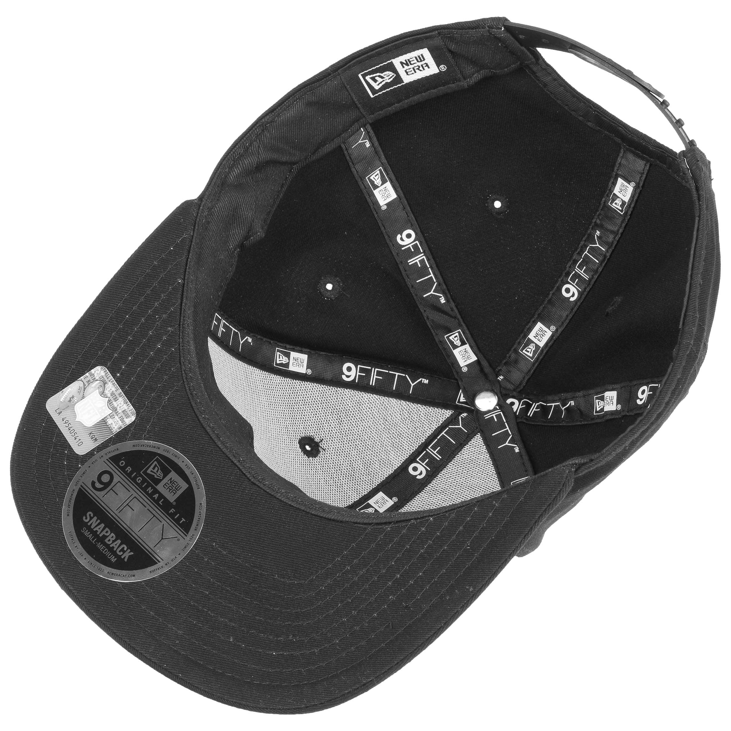... discount gorra 9fifty patch raiders by new era negro 2 bb0cd 4548c 1ce712fda15