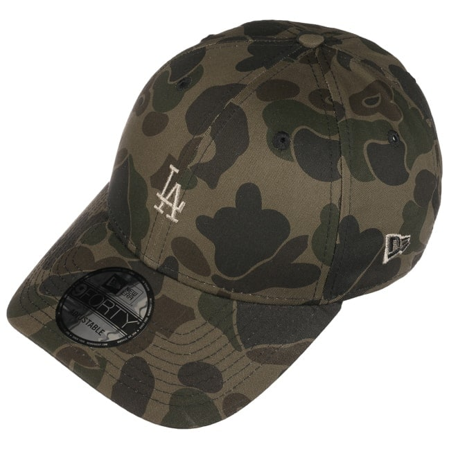 Gorra 9Forty Camo Dodgers by New Era - Gorras - sombreroshop.es d168957dc74