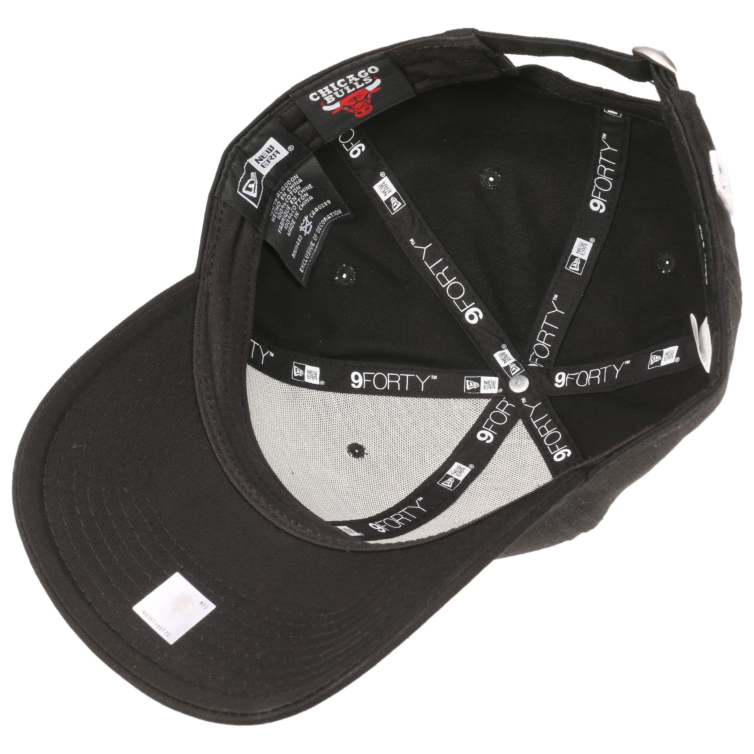 Gorra 9Forty Chicago Bulls by New Era - Gorras - sombreroshop.es bdd9f421302