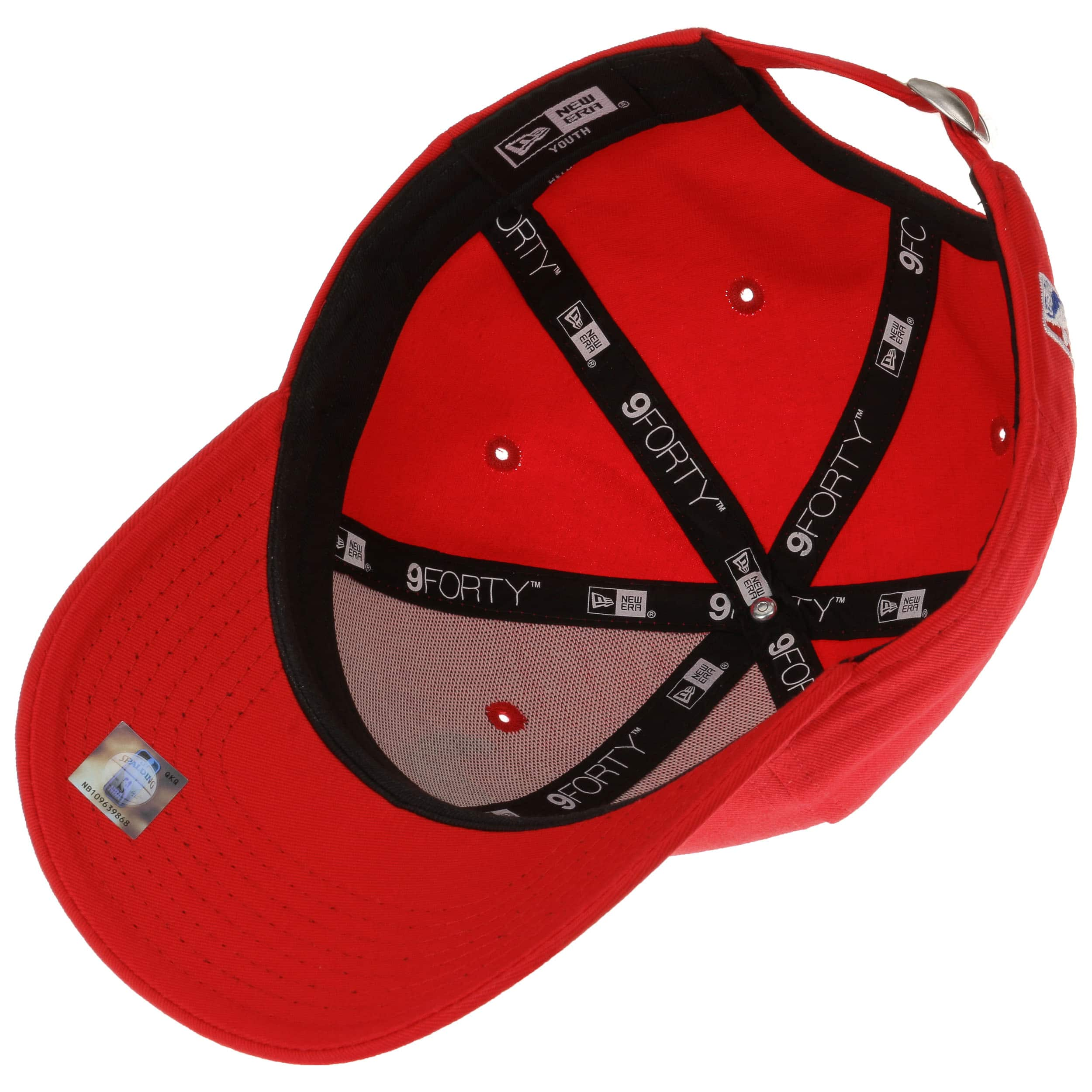 9255e7a6a63 Gorra 9Forty Junior Bulls by New Era - Gorras - sombreroshop.es