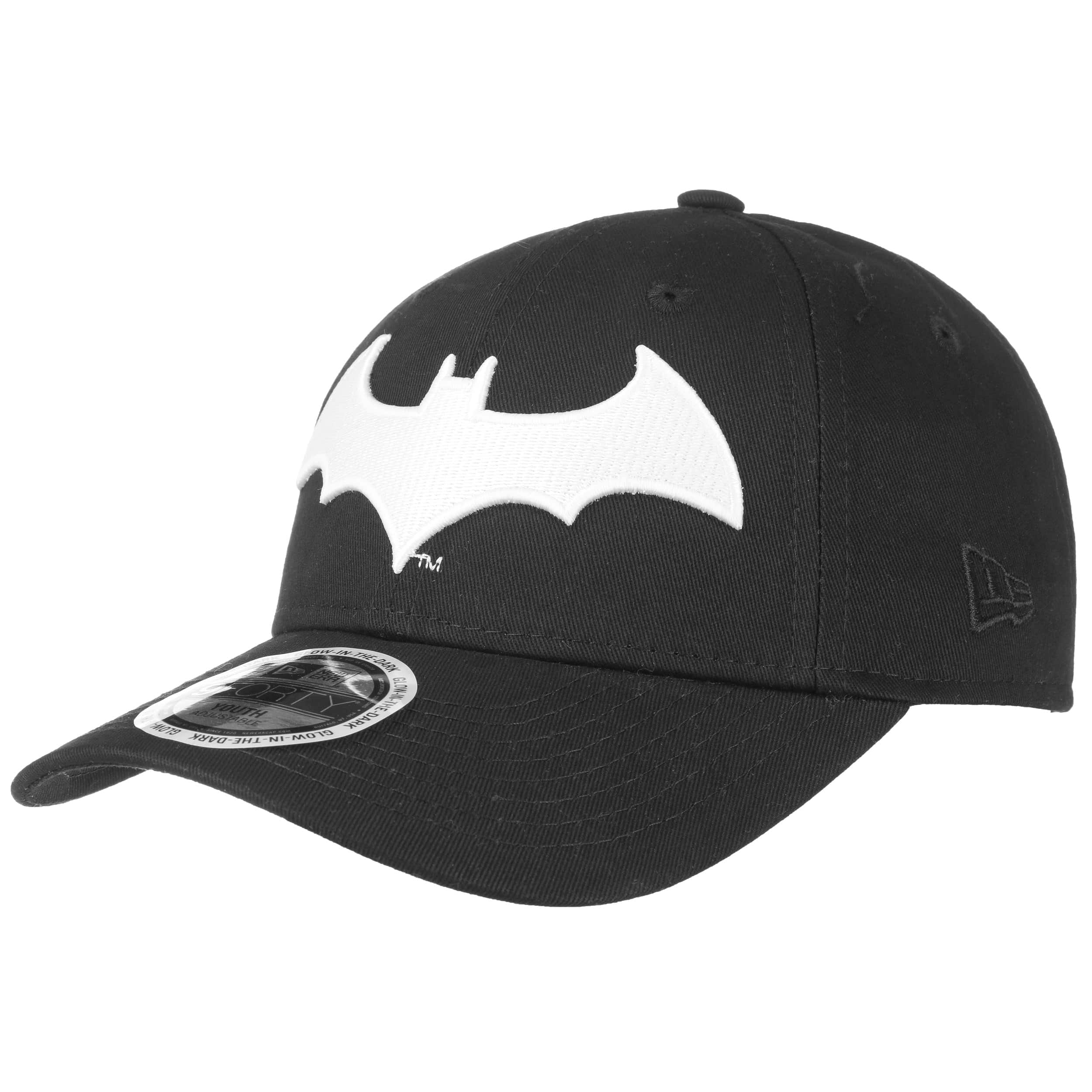Gorra 9Forty Junior GITD Batman by New Era - Gorras - sombreroshop.es 4aaeb33e6ee