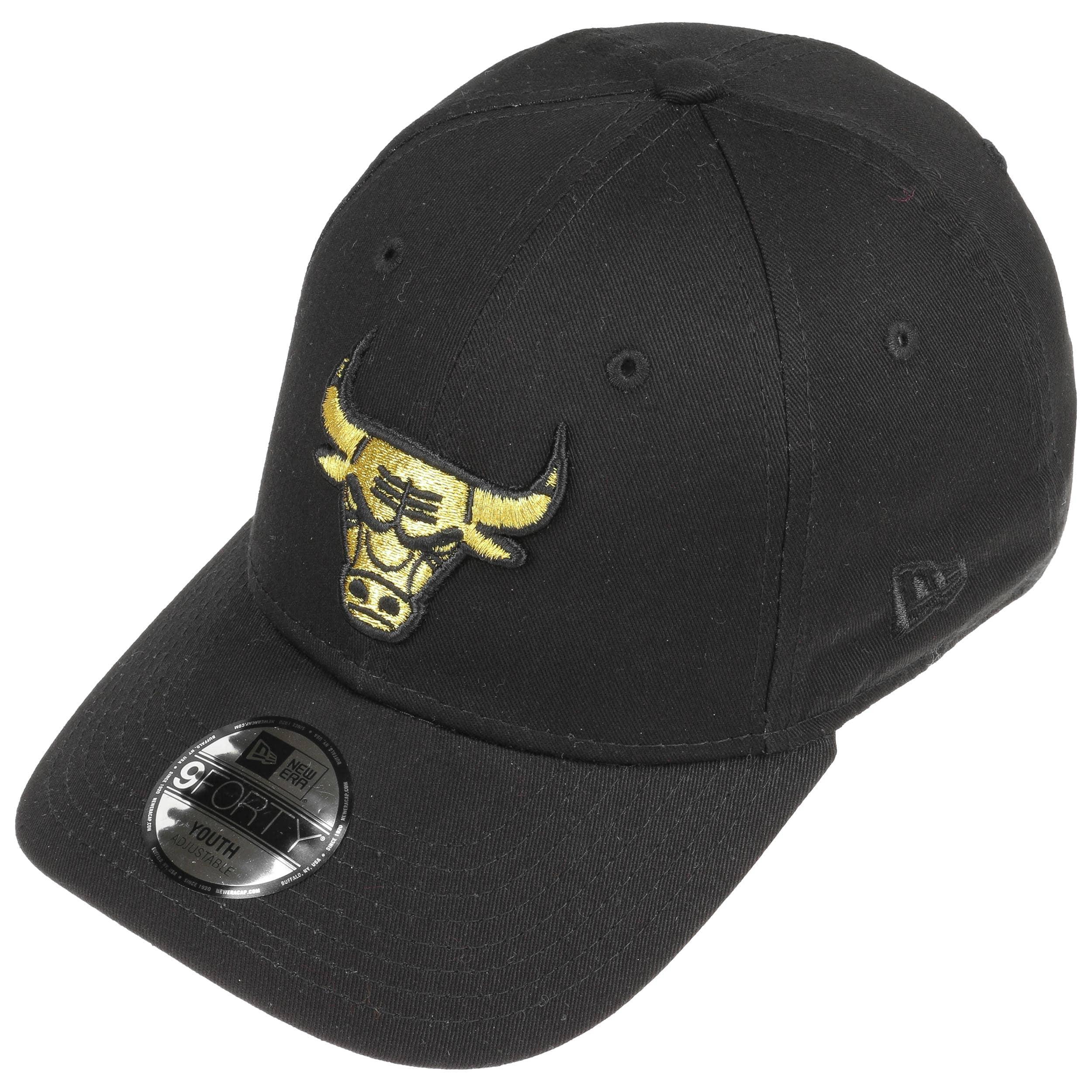 349ba53f0e4 Gorra 9Forty Junior Golden Bulls by New Era - Gorras - sombreroshop.es