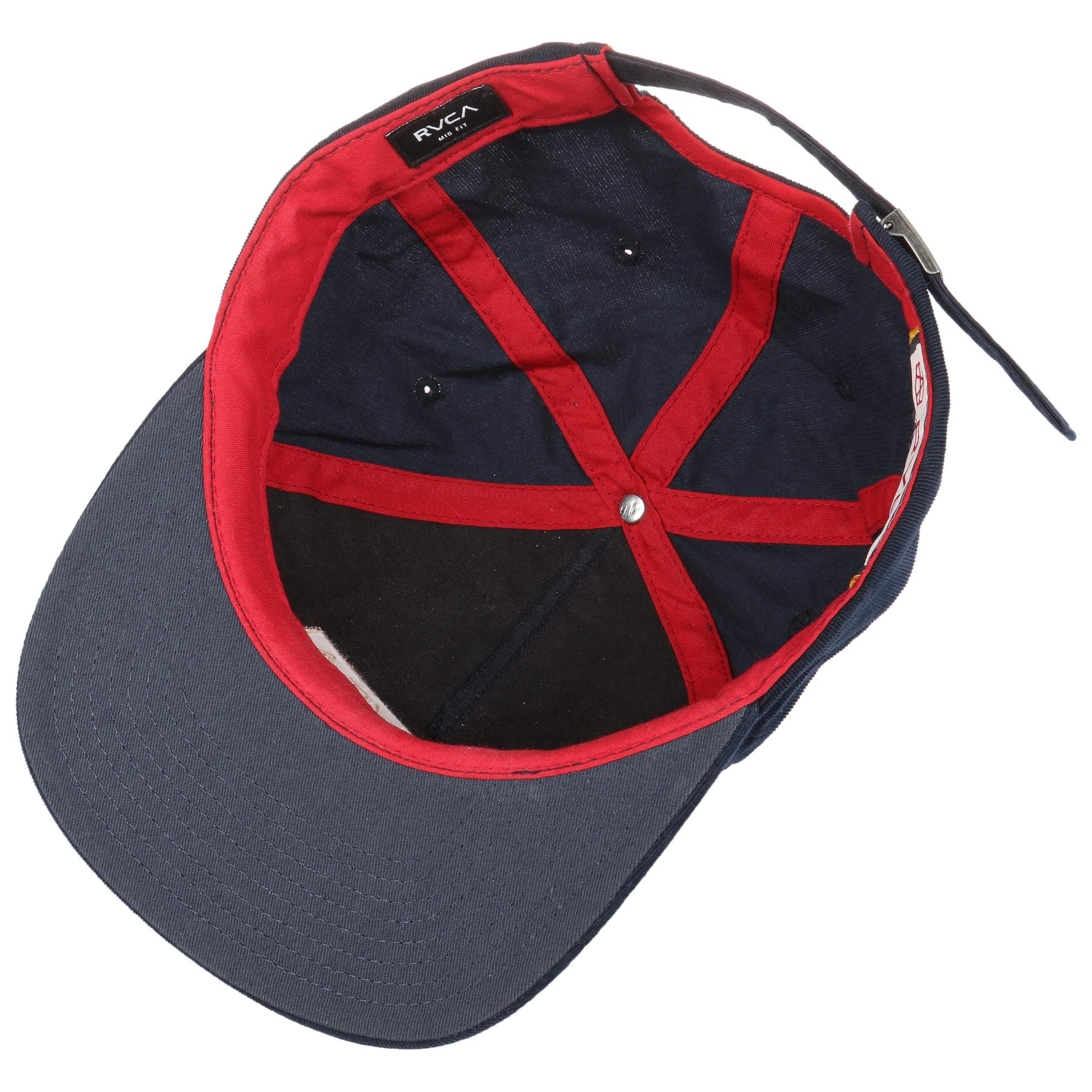 Gorra Andrew Reynolds Strapback by RVCA - Gorras - sombreroshop.es 3fccd516407