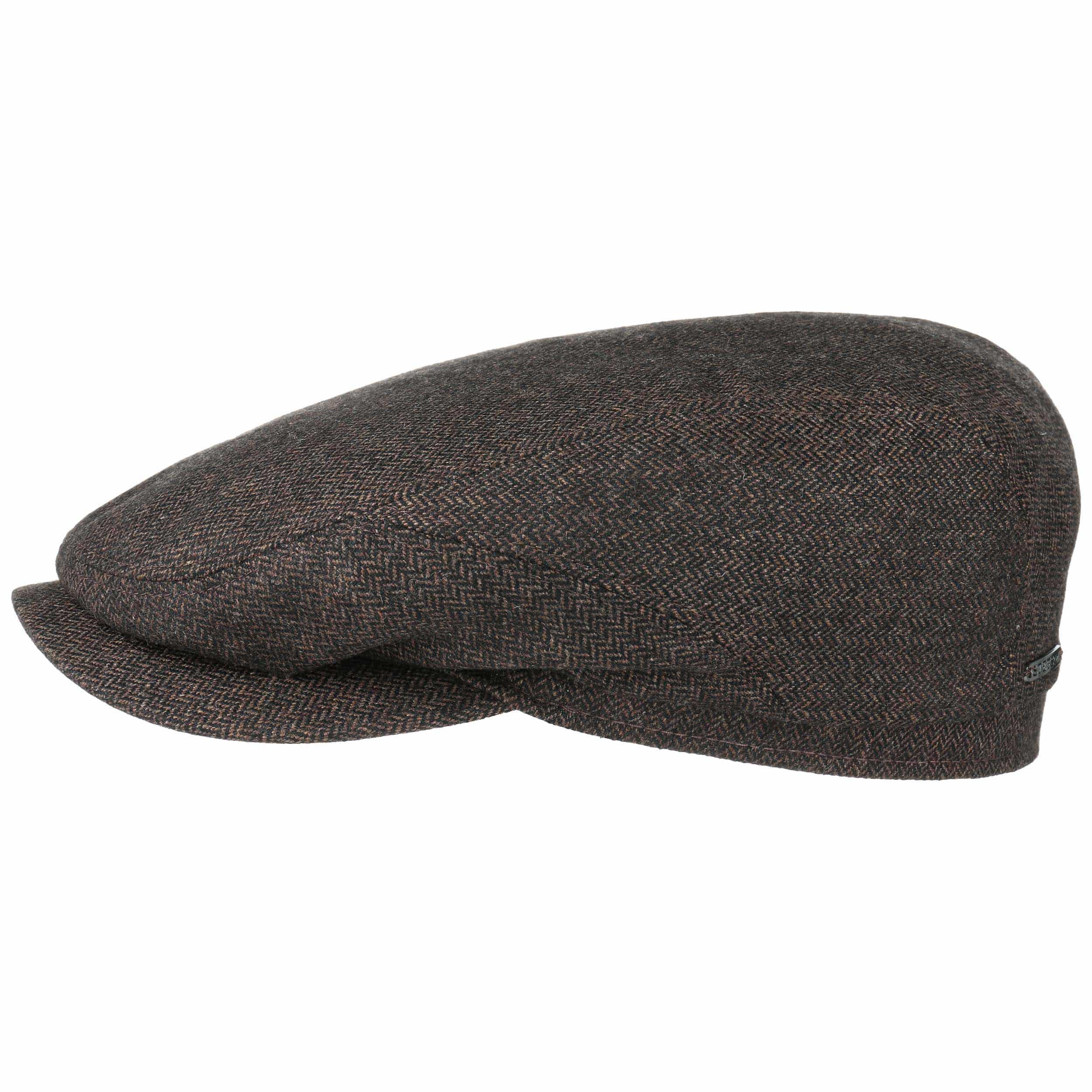 3ce03a3173222 Gorra Belfast Cashmere by Stetson - Gorras - sombreroshop.es