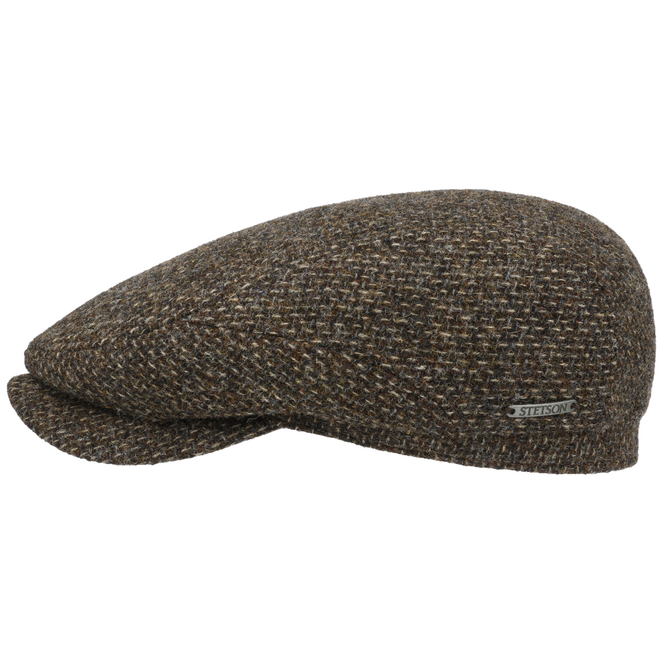Gorra Belfast Tweed by Stetson - Gorras - sombreroshop.es b1de19bc67b