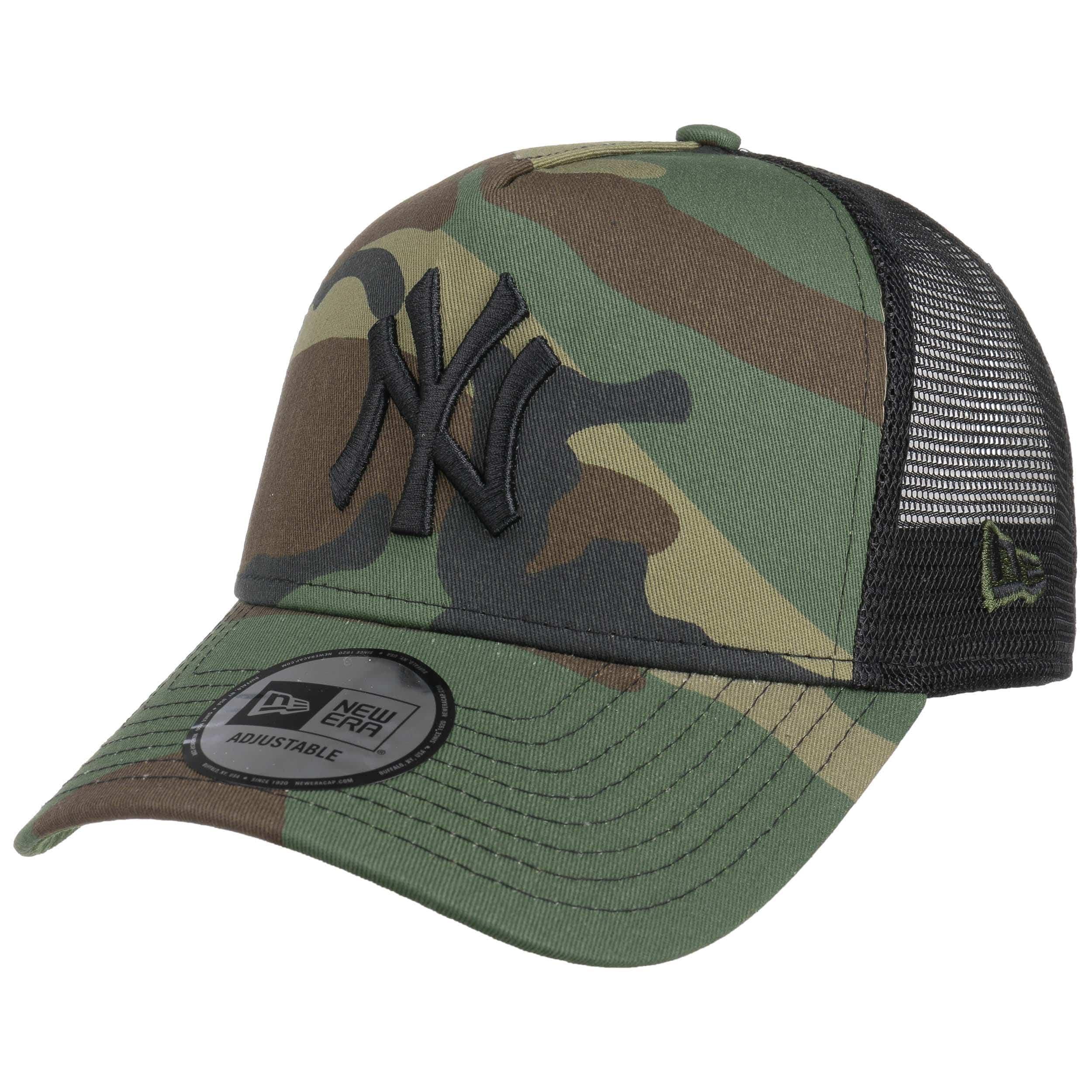 Gorra Camo Team Yankees Trucker by New Era - Gorras - sombreroshop.es 34896298837