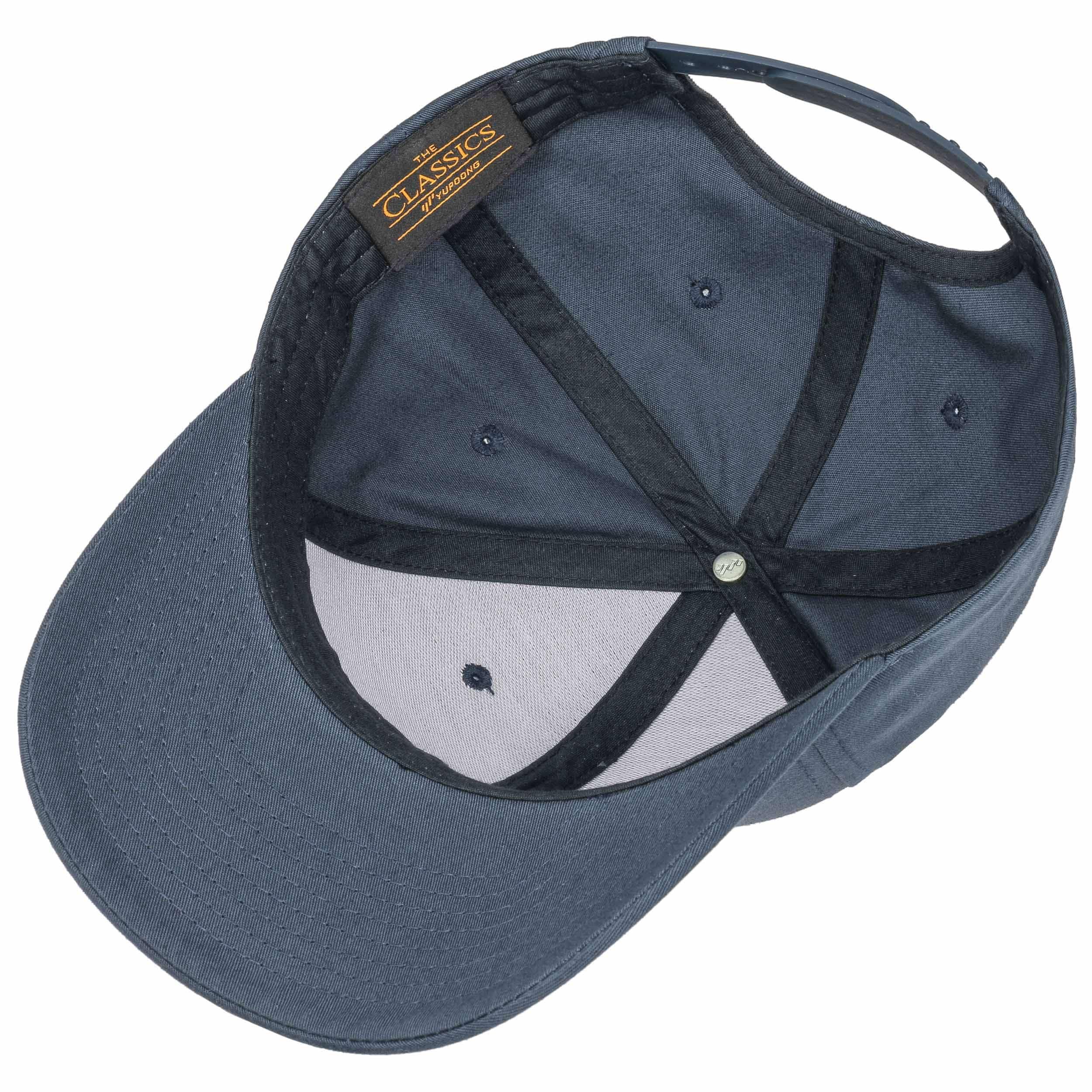 ... Gorra Classic Curved Snapback - azul oscuro 2 ... da106455d88