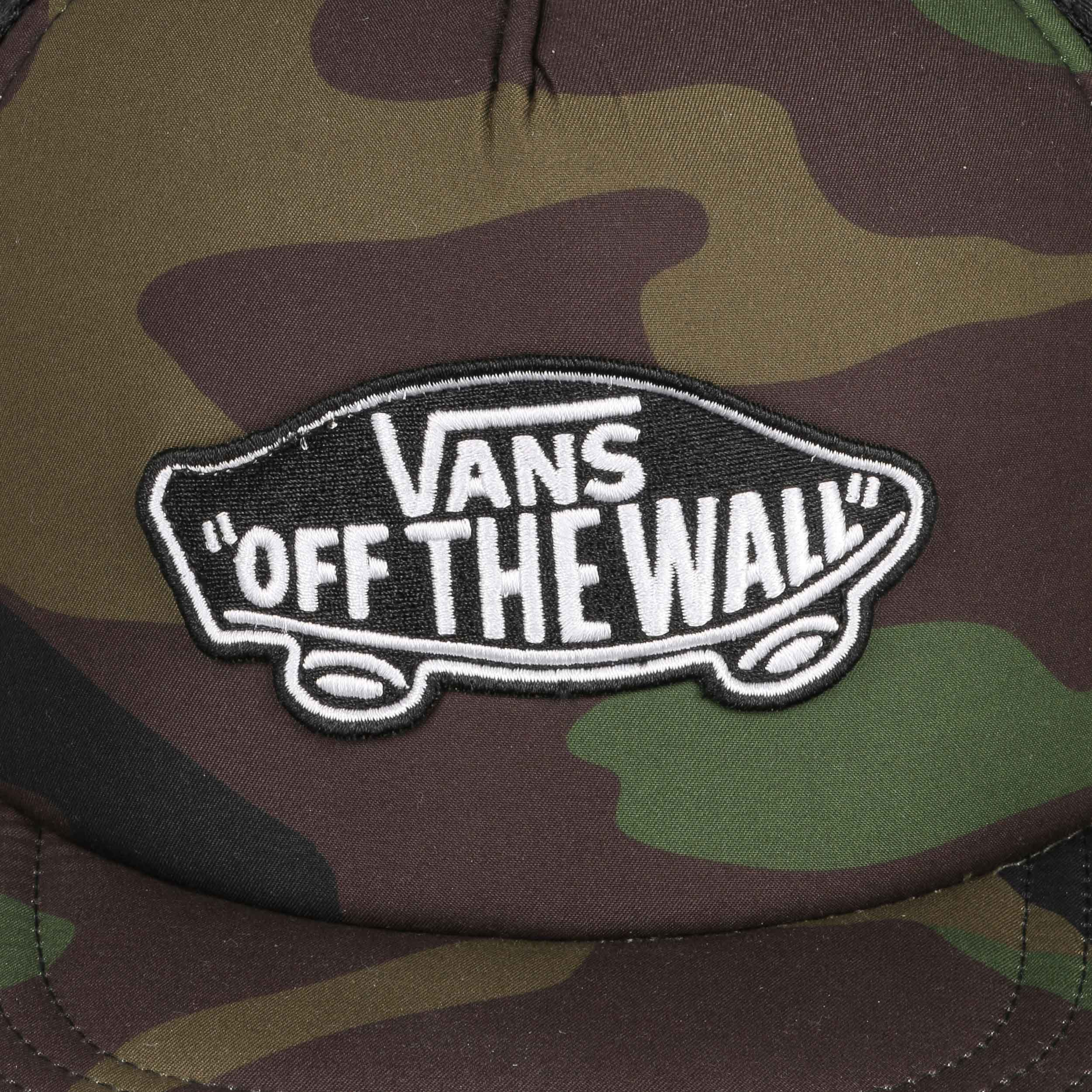 Gorra Classic Patch Camo Trucker by Vans - Gorras - sombreroshop.es 7b28cd135ba