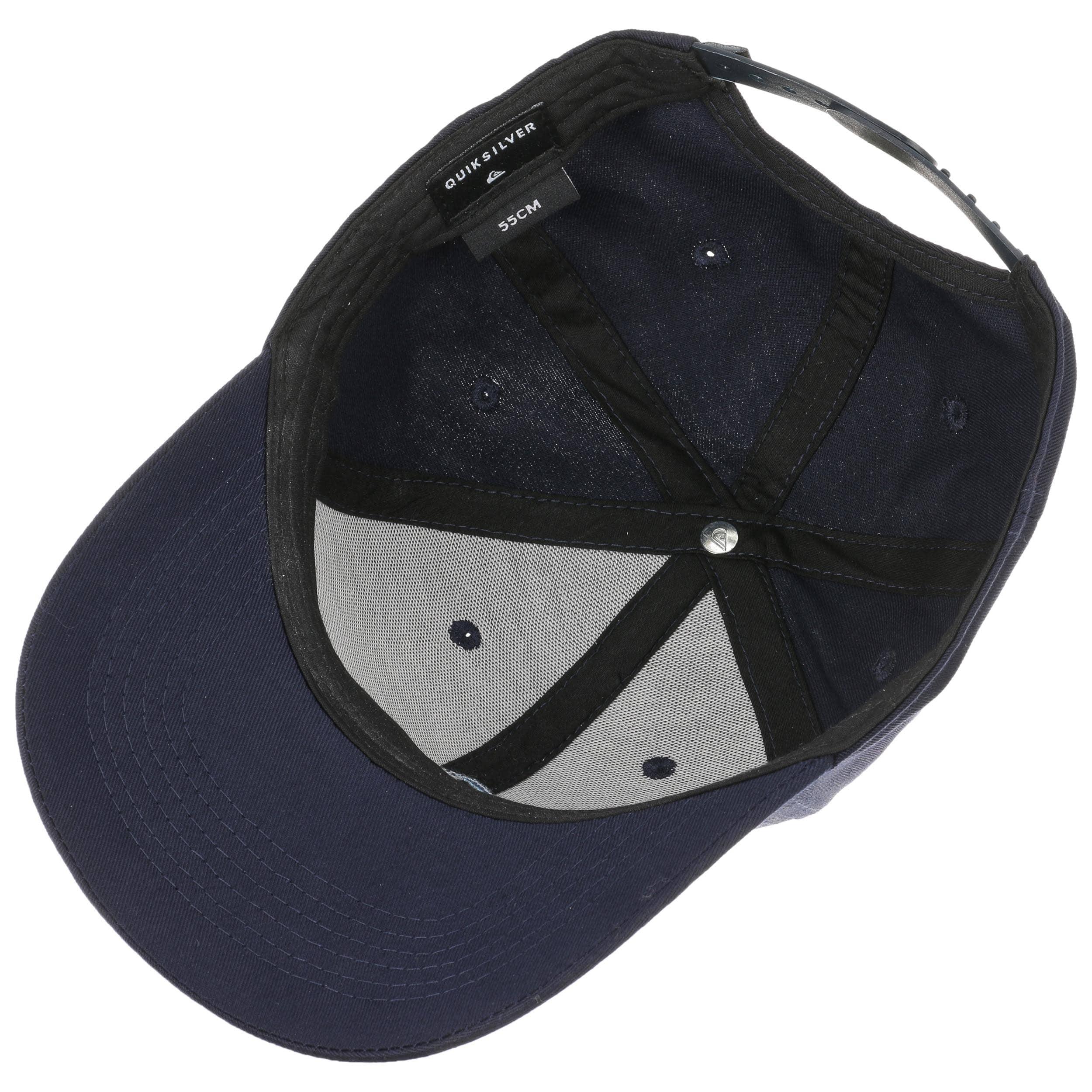Gorra Decades Youth Snapback by Quiksilver - Gorras - sombreroshop.es bd7e3b67e88
