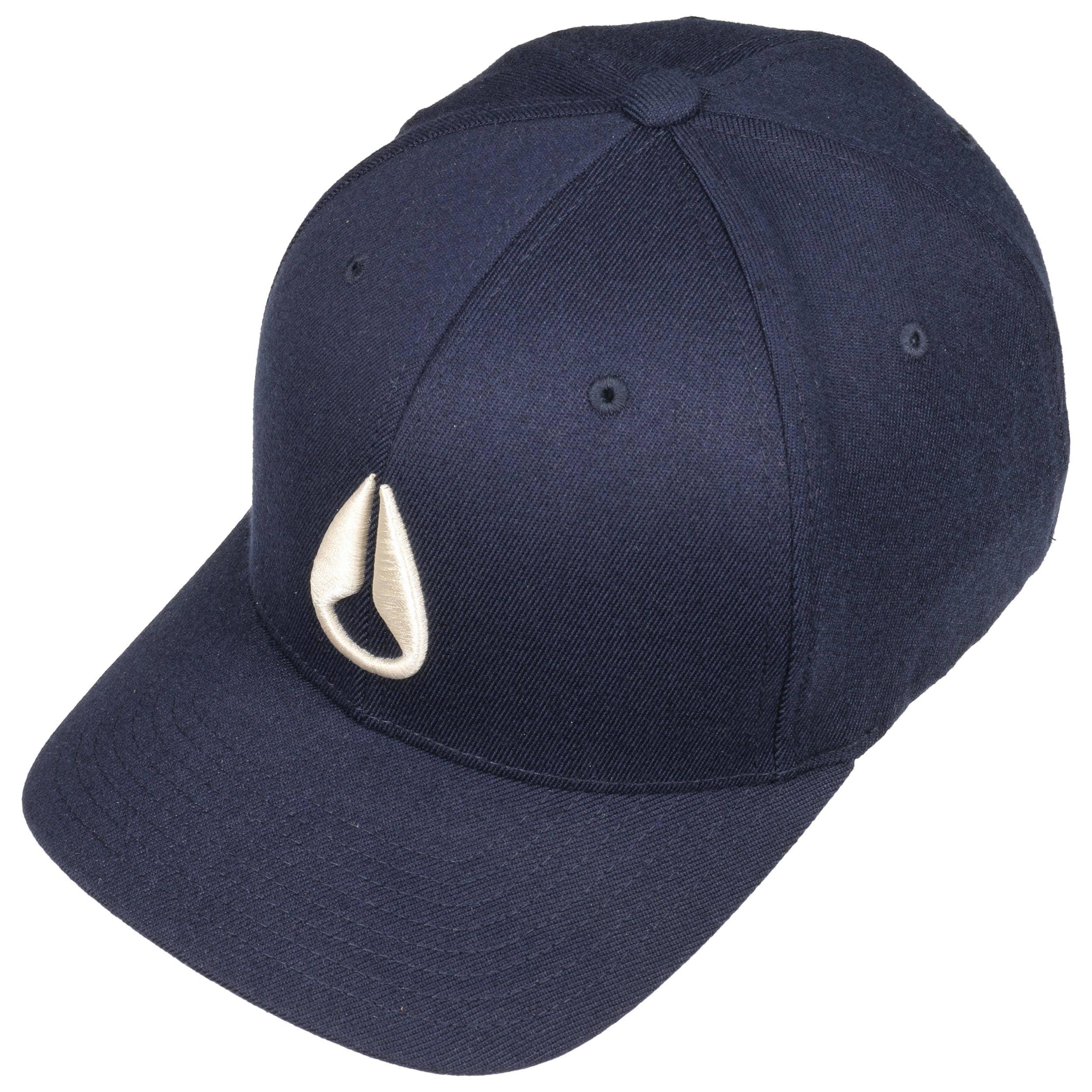 Gorra Deep Down Flexfit by Nixon - Gorras - sombreroshop.es b87268ccf23