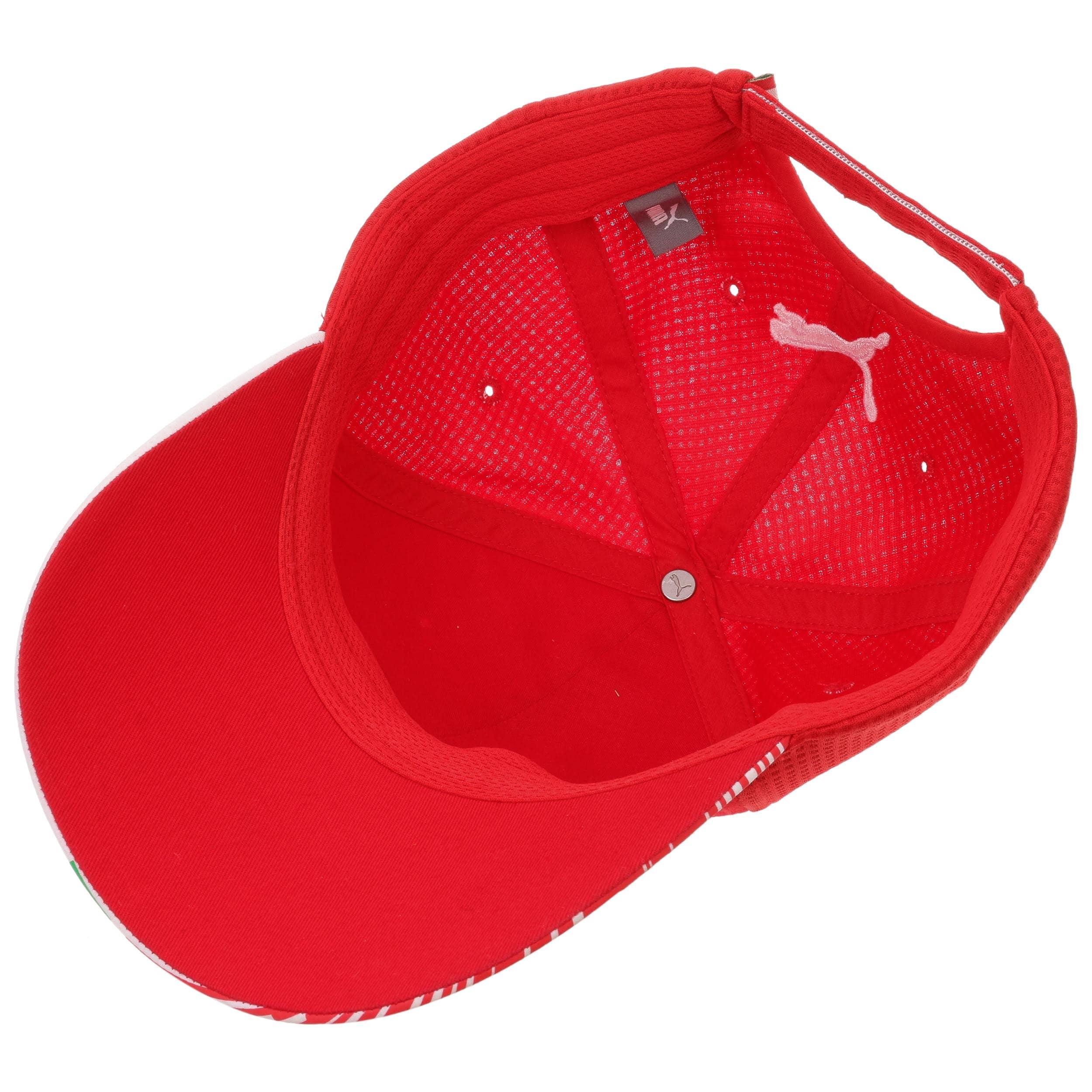 Gorra Ferrari Replica Team by PUMA - Gorras - sombreroshop.es 4e522818201