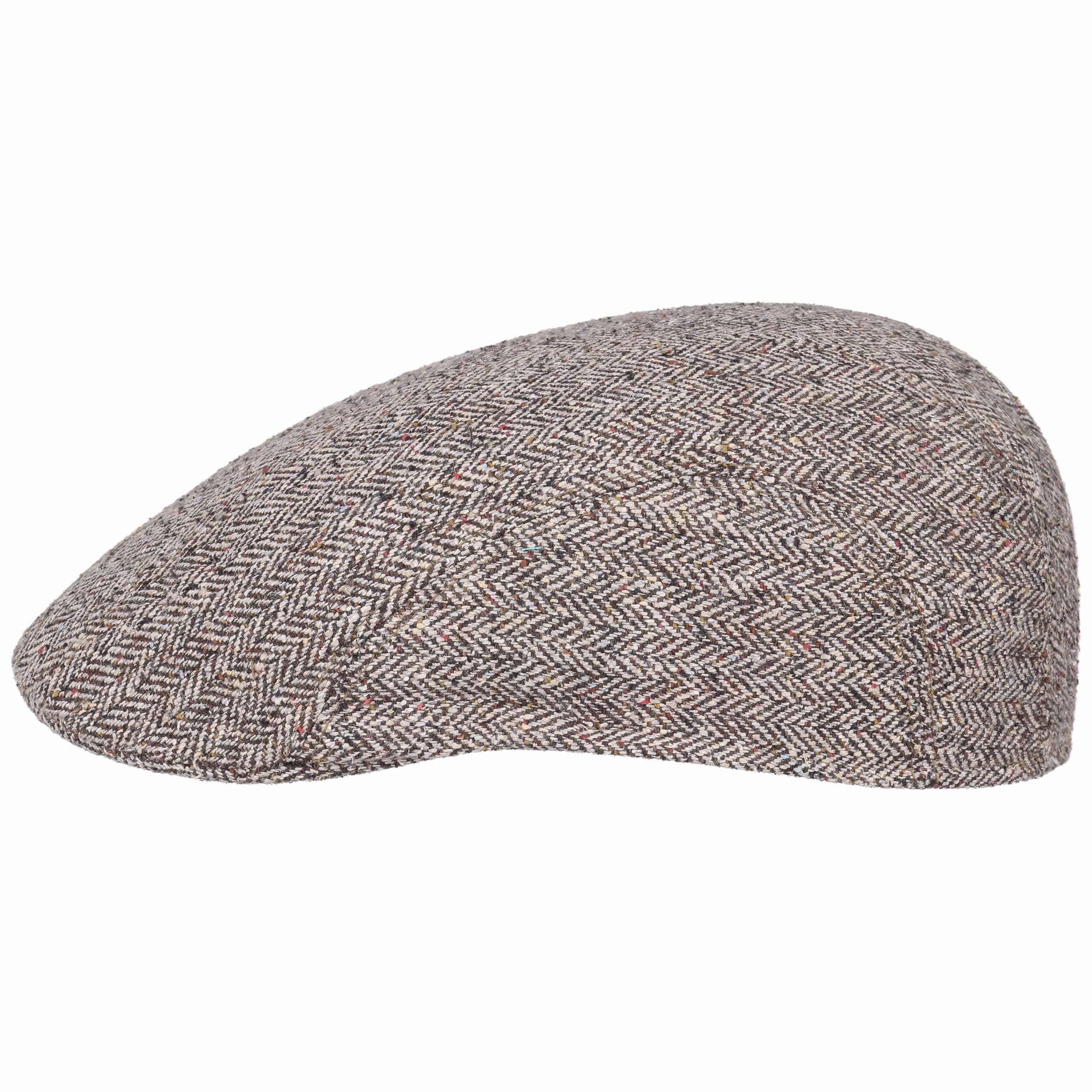 Gorra Gatsby de Seda Madison by Stetson - Gorras - sombreroshop.es 750e63dc567