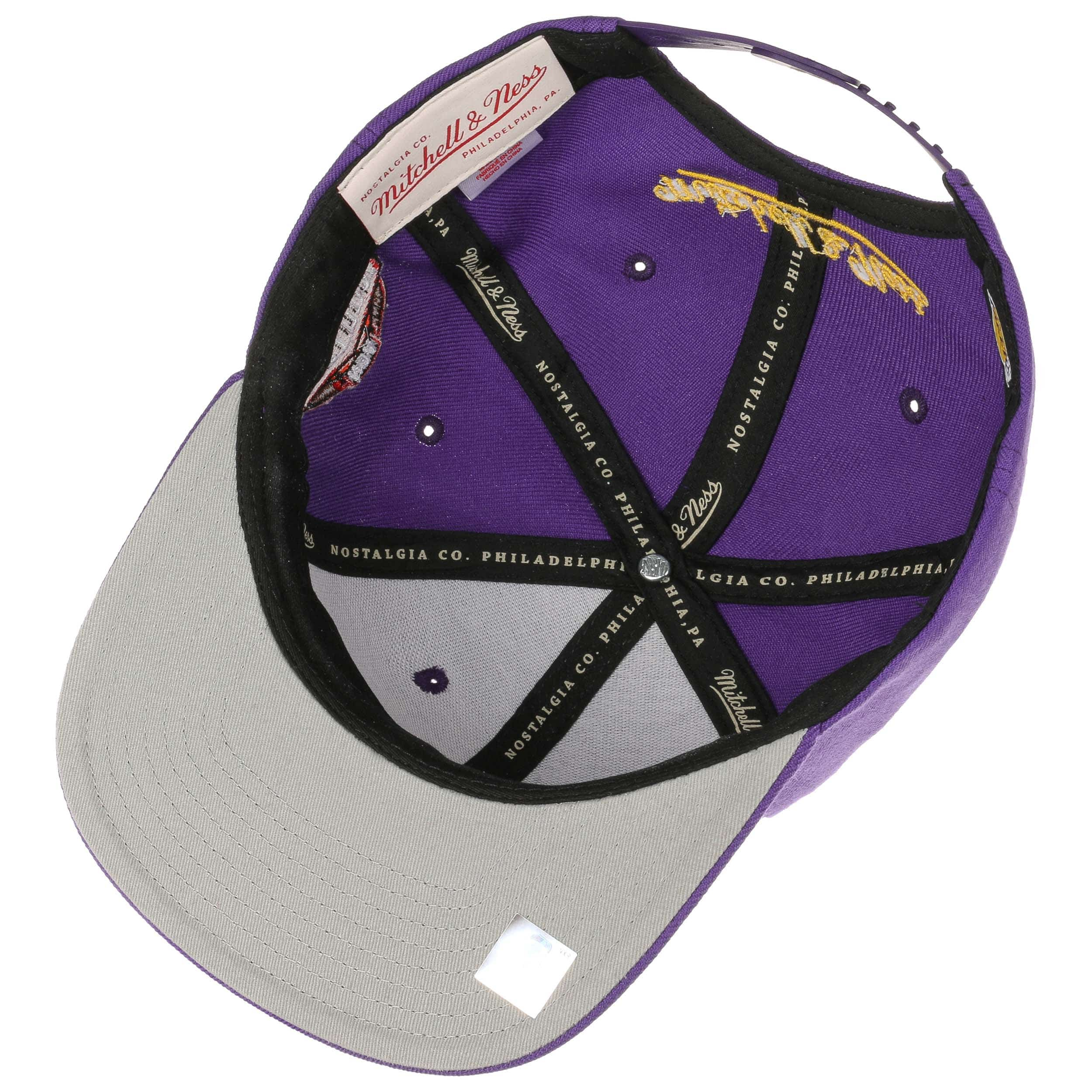 Gorra Grass Current Lakers by Mitchell   Ness - Gorras - sombreroshop.es 0e2543f7973