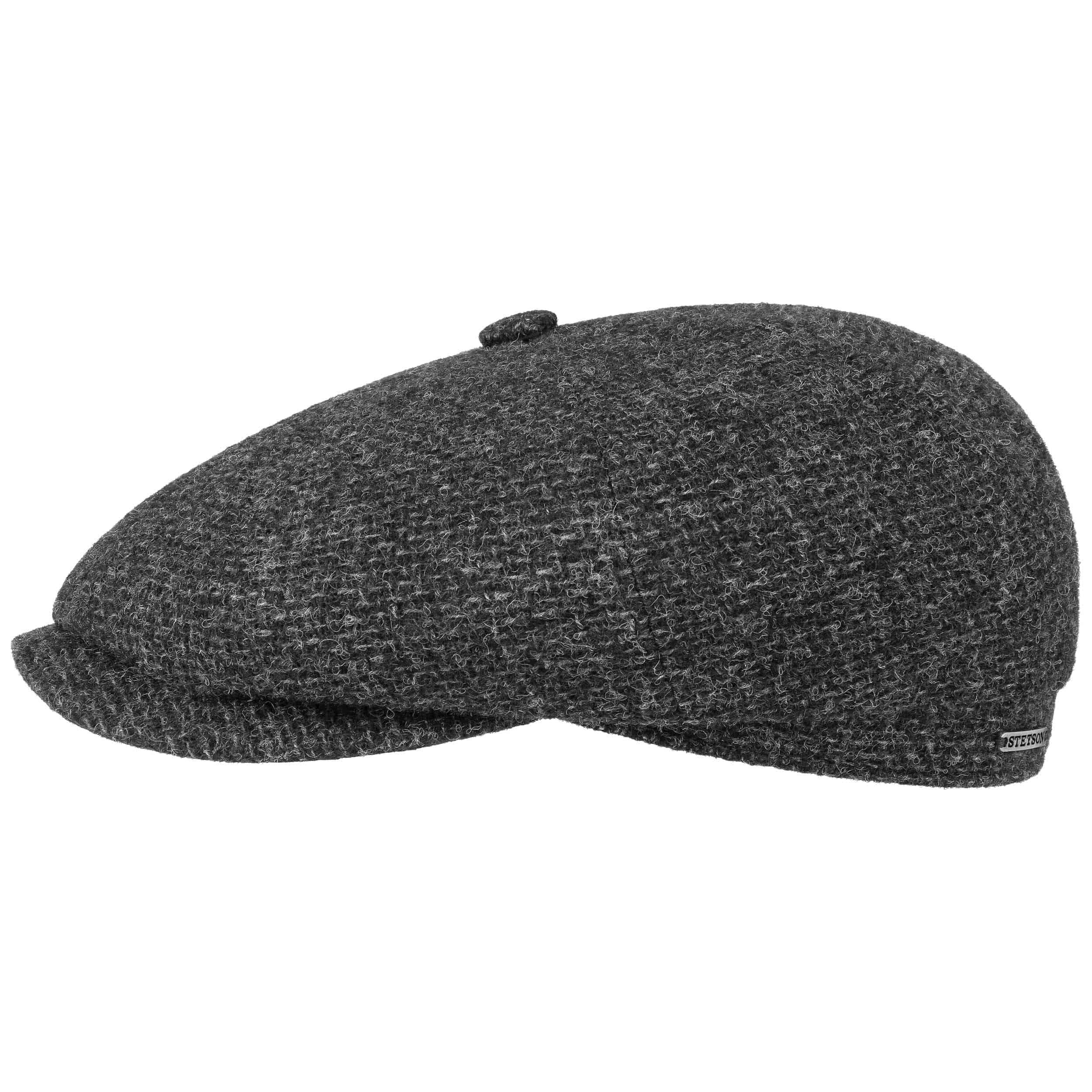 Gorra Hatteras Shetland Wool by Stetson - Gorras - sombreroshop.es 7b87eed496f
