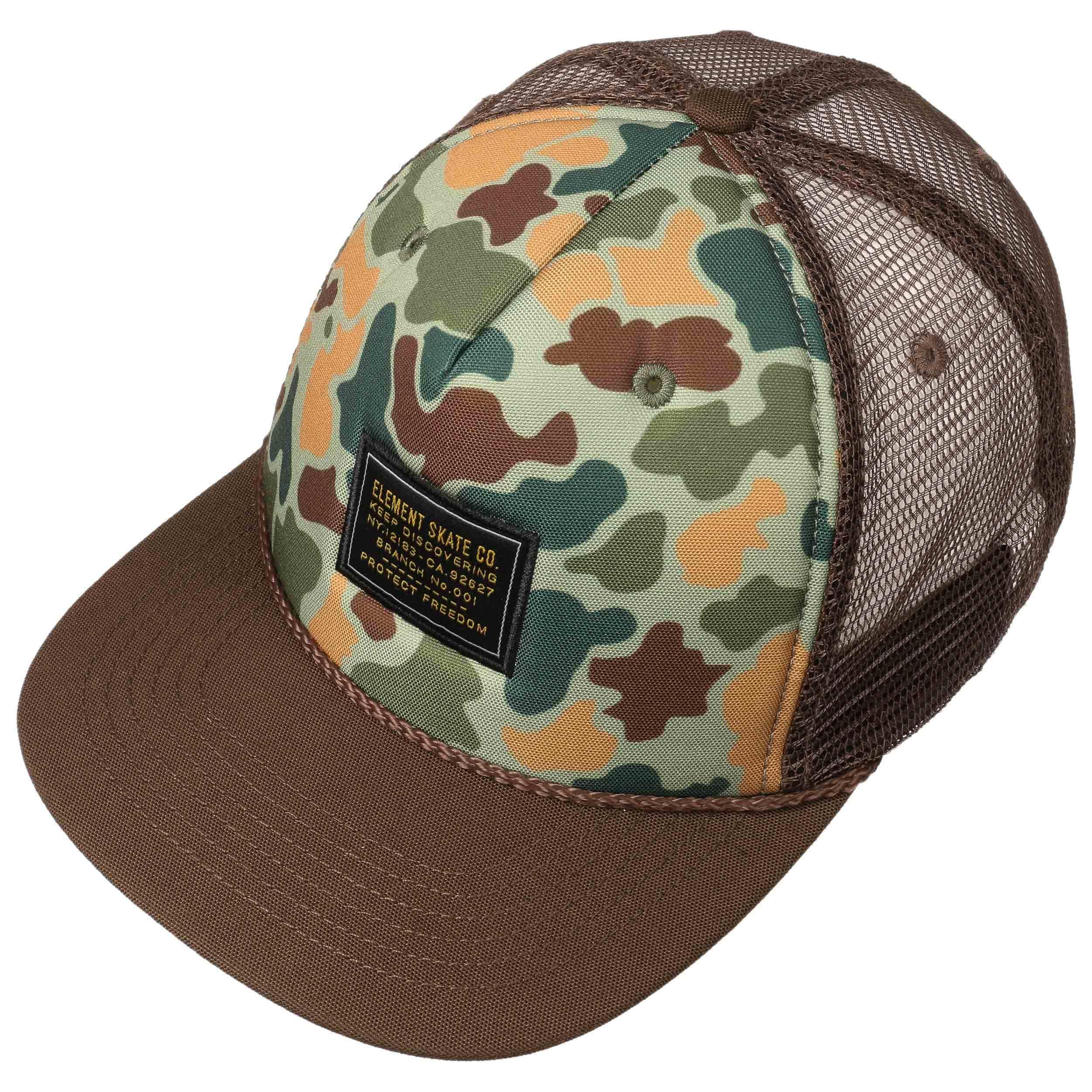 Gorra Legion Trucker by element - Gorras - sombreroshop.es d39aa15c2b2