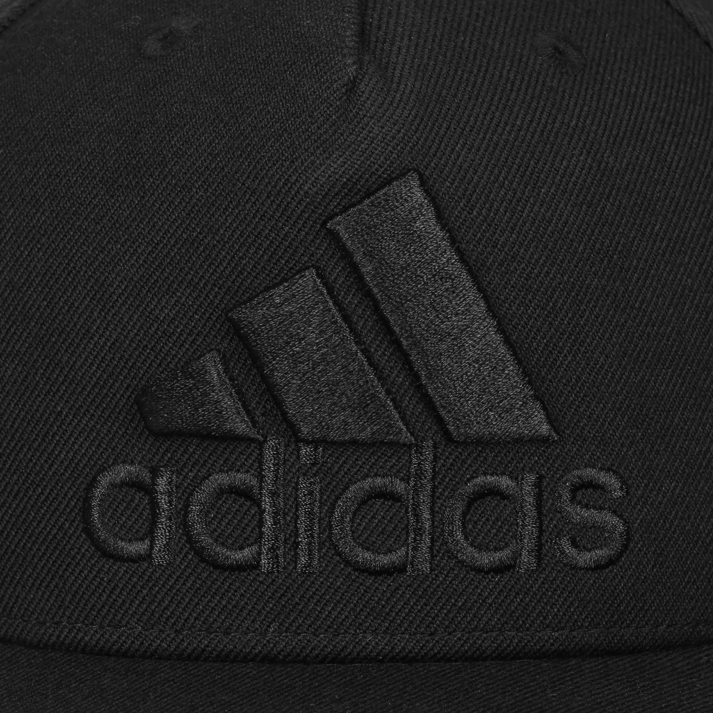 34bb9dc066da5 Gorra Logo Flat Brim Snapback by adidas - Gorras - sombreroshop.es