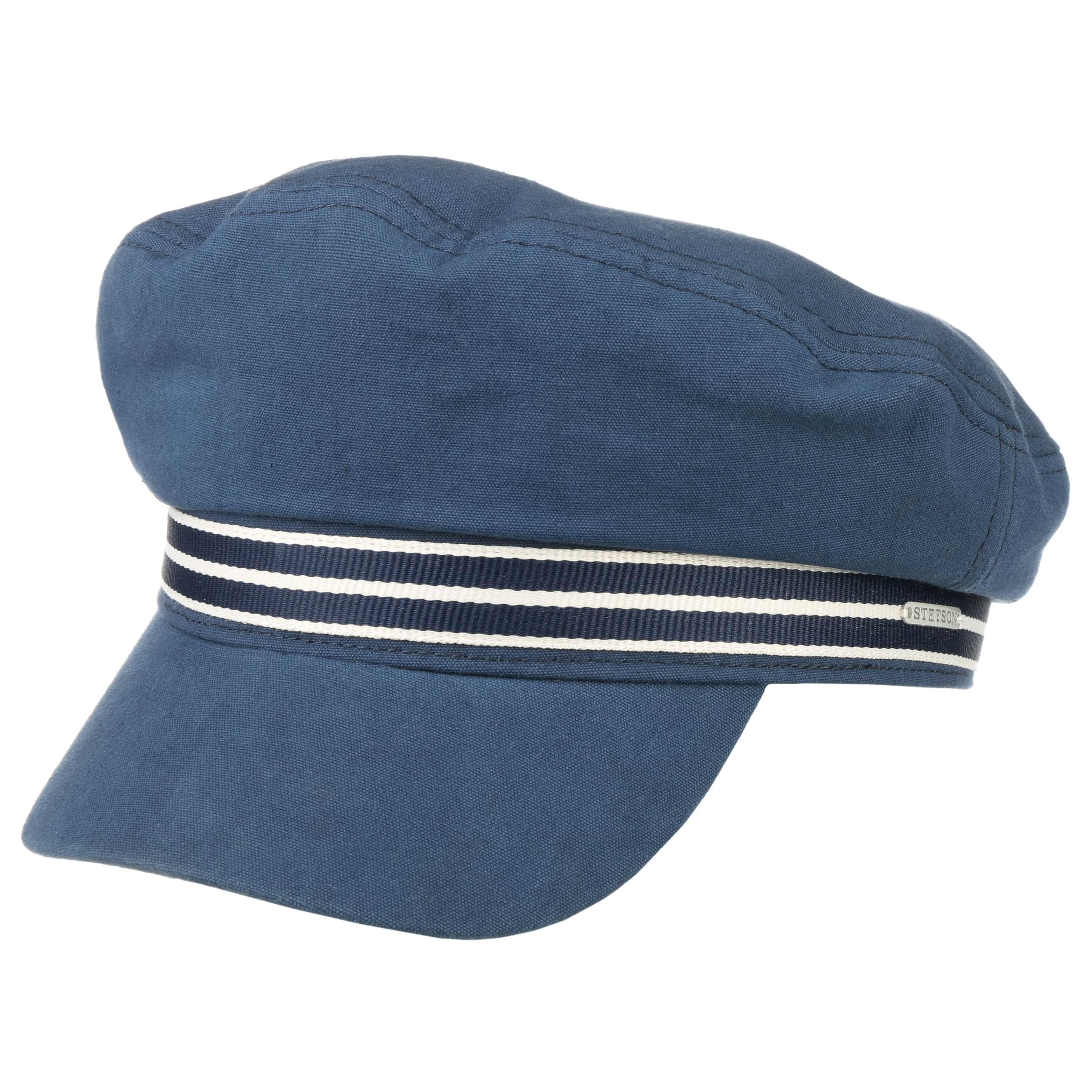 Gorra Marinera Canvas Fisherman by Stetson - Gorras - sombreroshop.es 31cf98b08d5