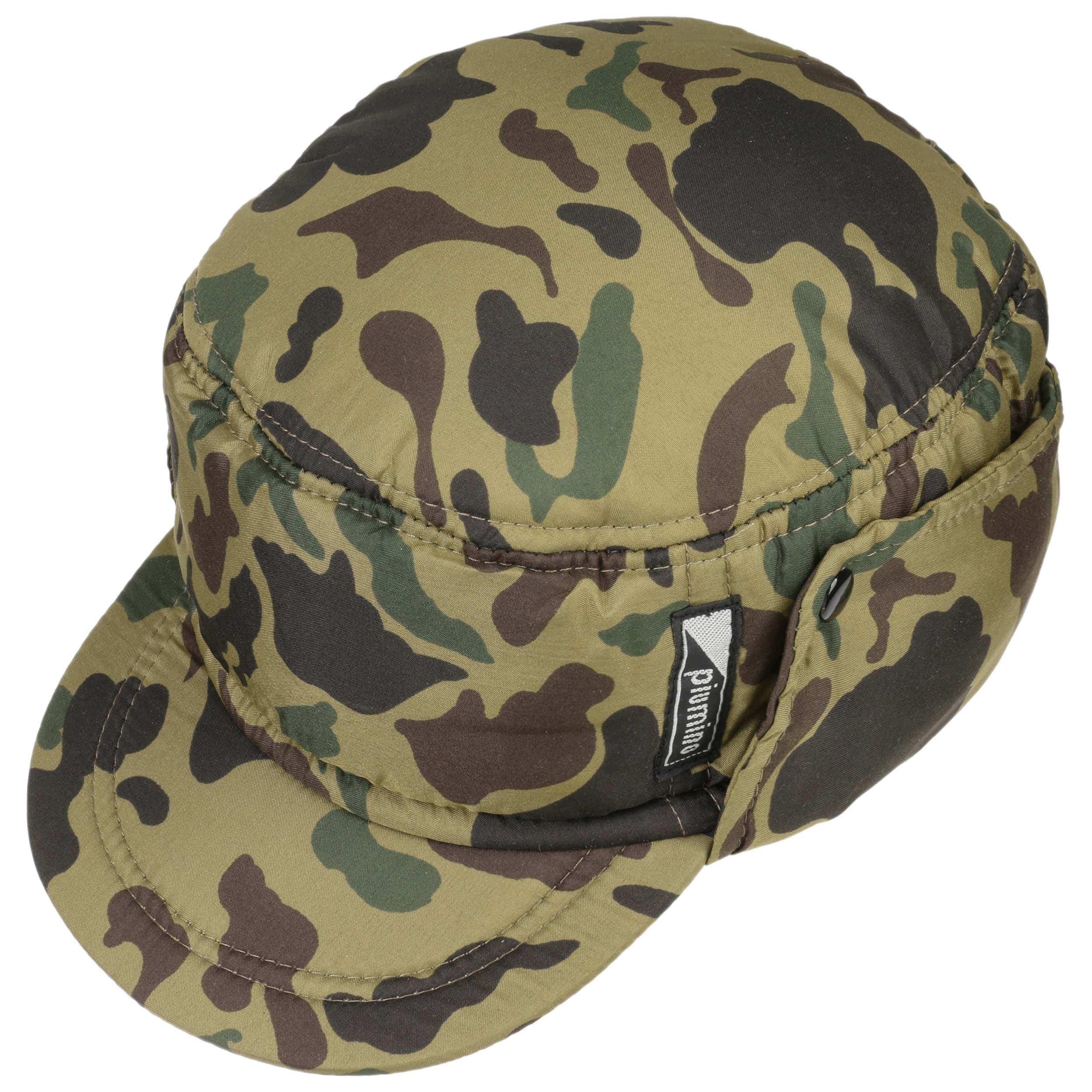 Gorra Militar Camouflage con Orejeras by Lipodo - camuflaje 1 ... f4e8757d958