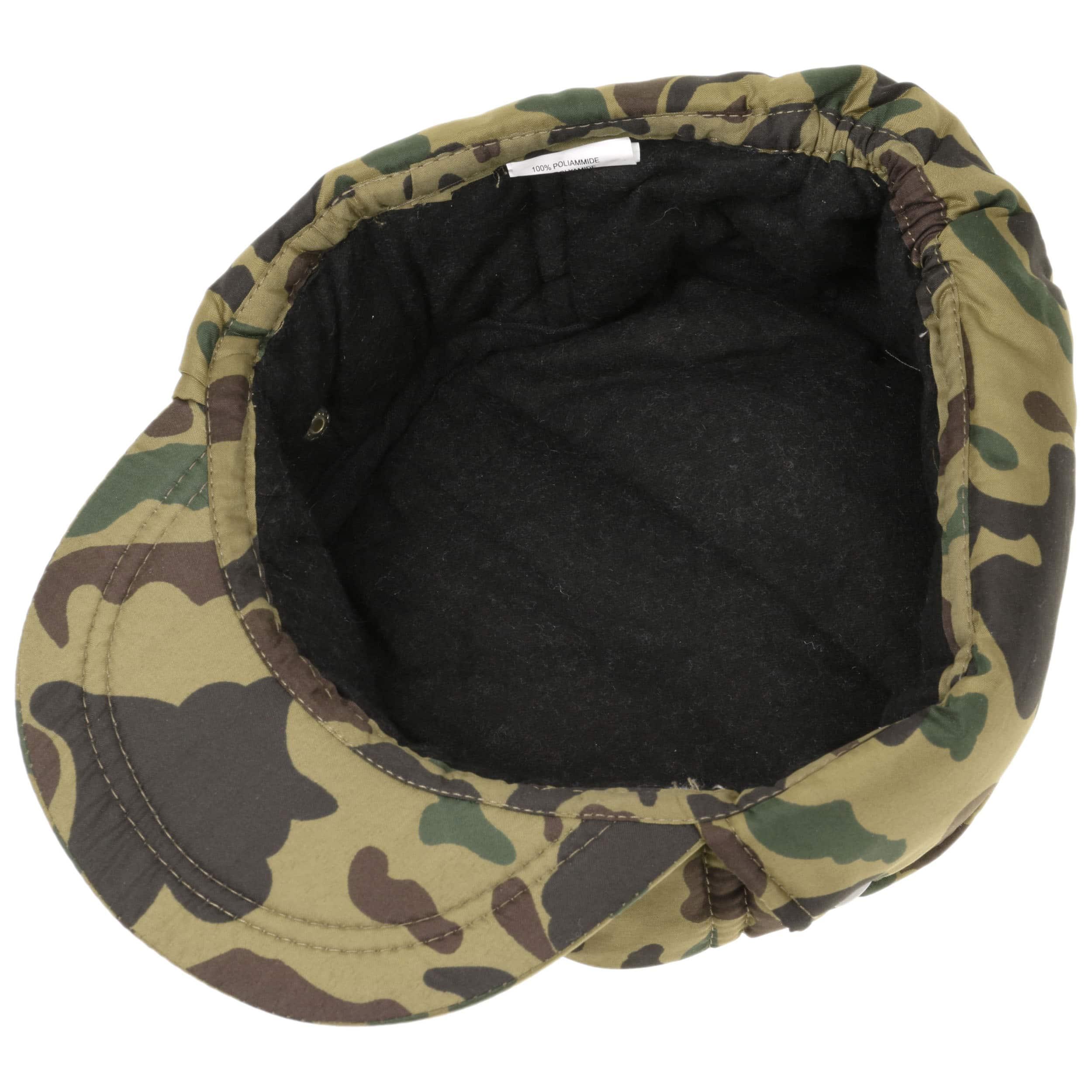 ... Gorra Militar Camouflage con Orejeras by Lipodo - camuflaje 2 ... e86fc451571