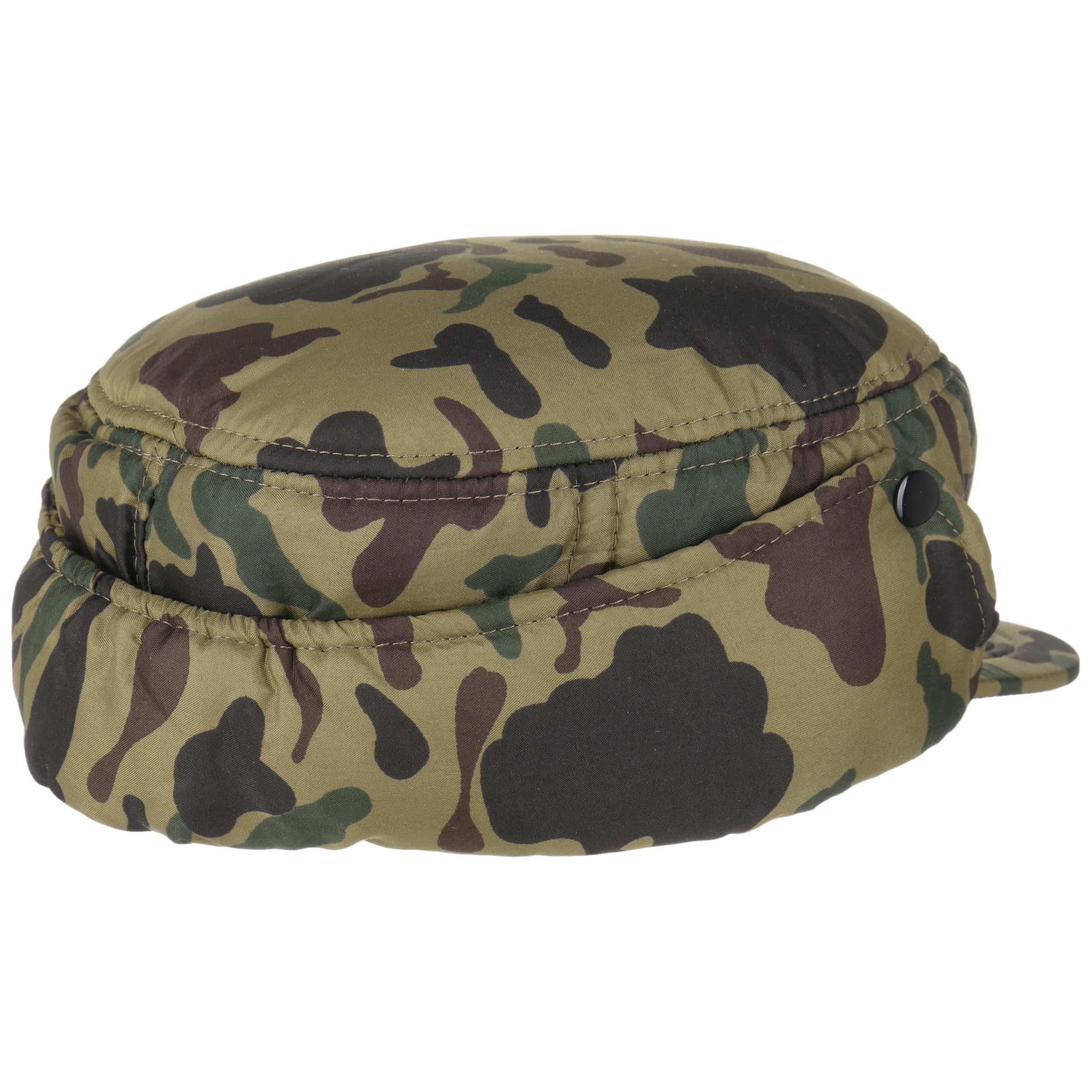 ... Gorra Militar Camouflage con Orejeras by Lipodo - camuflaje 8 0226a66bc8a