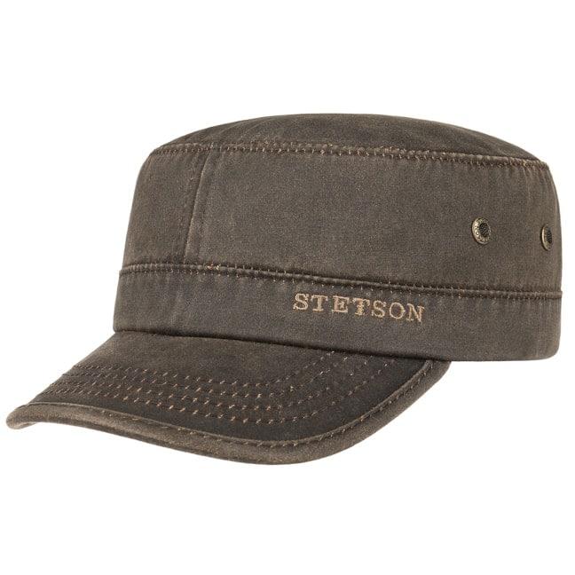f3c27cf310abe Gorra Militar Datto by Stetson - Gorras - sombreroshop.es