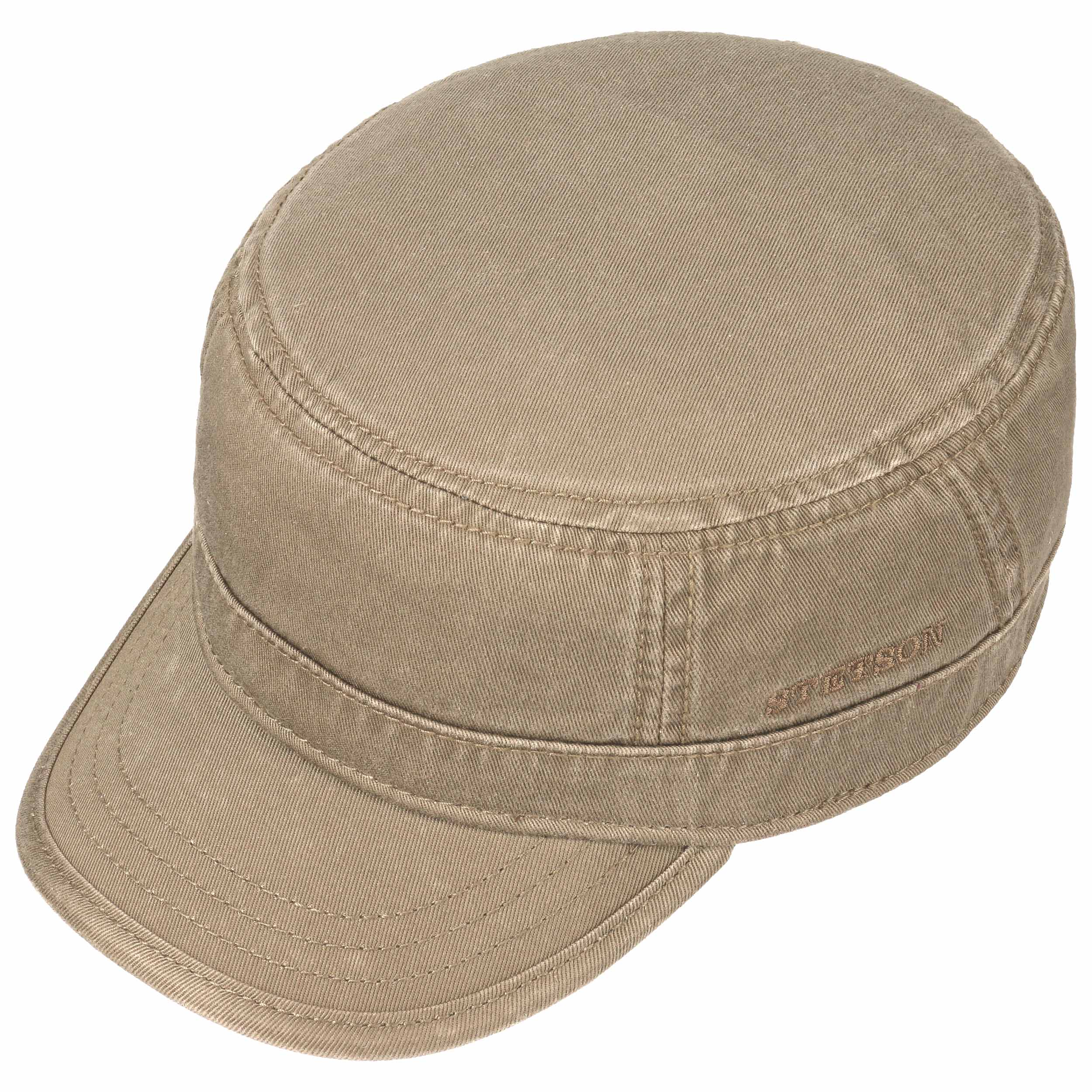 Gorra Militar Gosper Urban by Stetson - Gorras - sombreroshop.es d0c4d263022