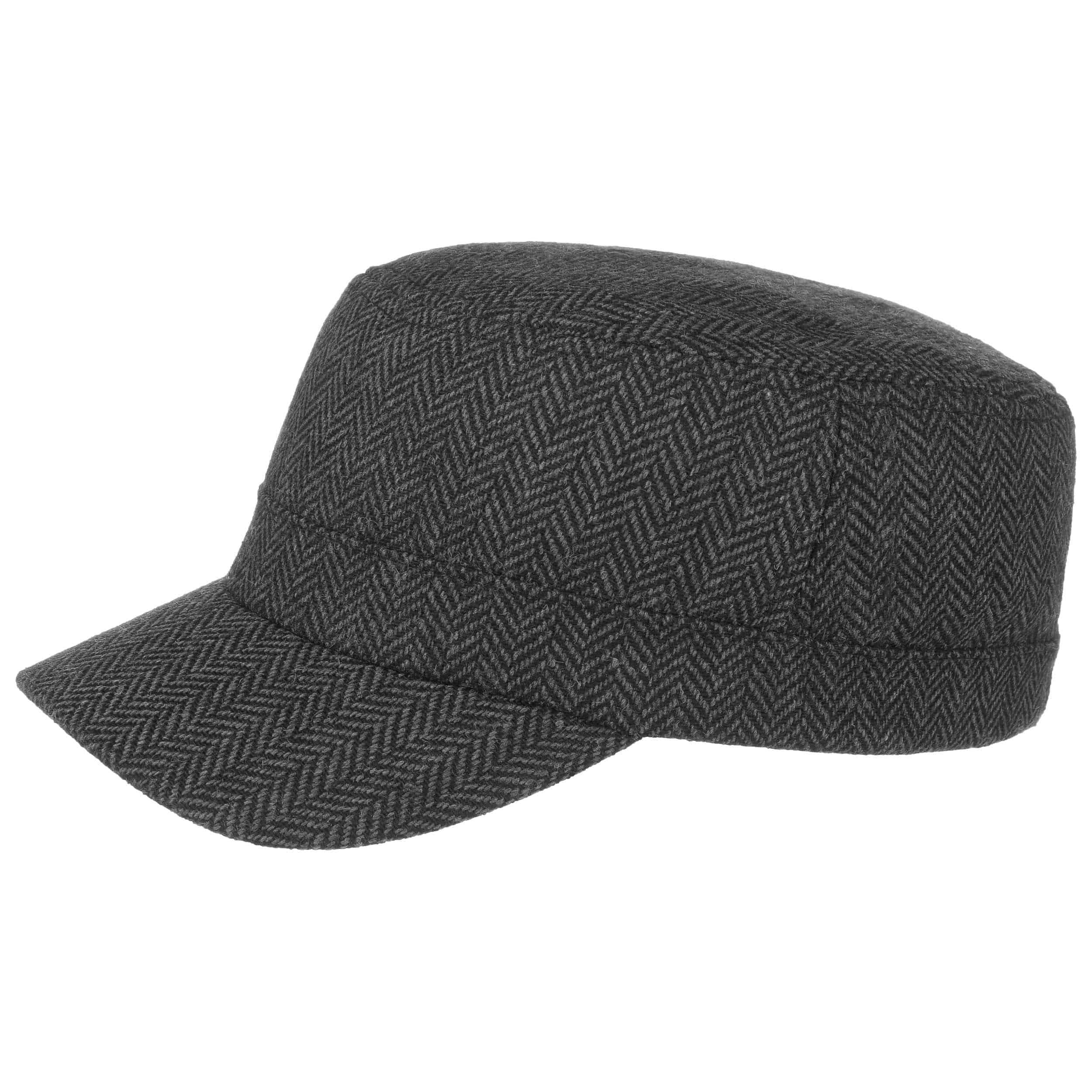 Gorra Militar Herringbone by Lipodo - Gorras - sombreroshop.es 46dabf0cc76