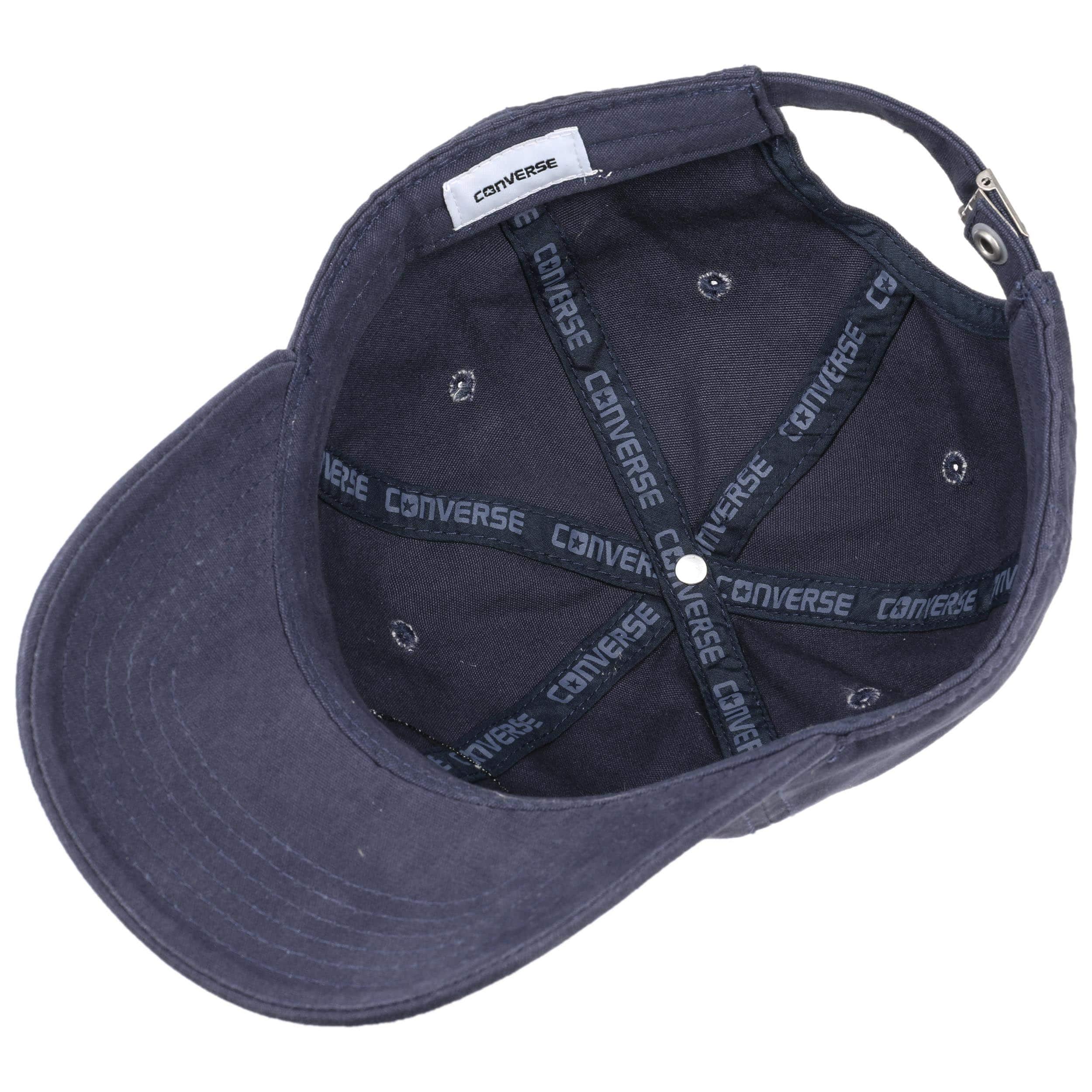 Gorra Monotone Strapback by Converse - Gorras - sombreroshop.es 6d6d0533237