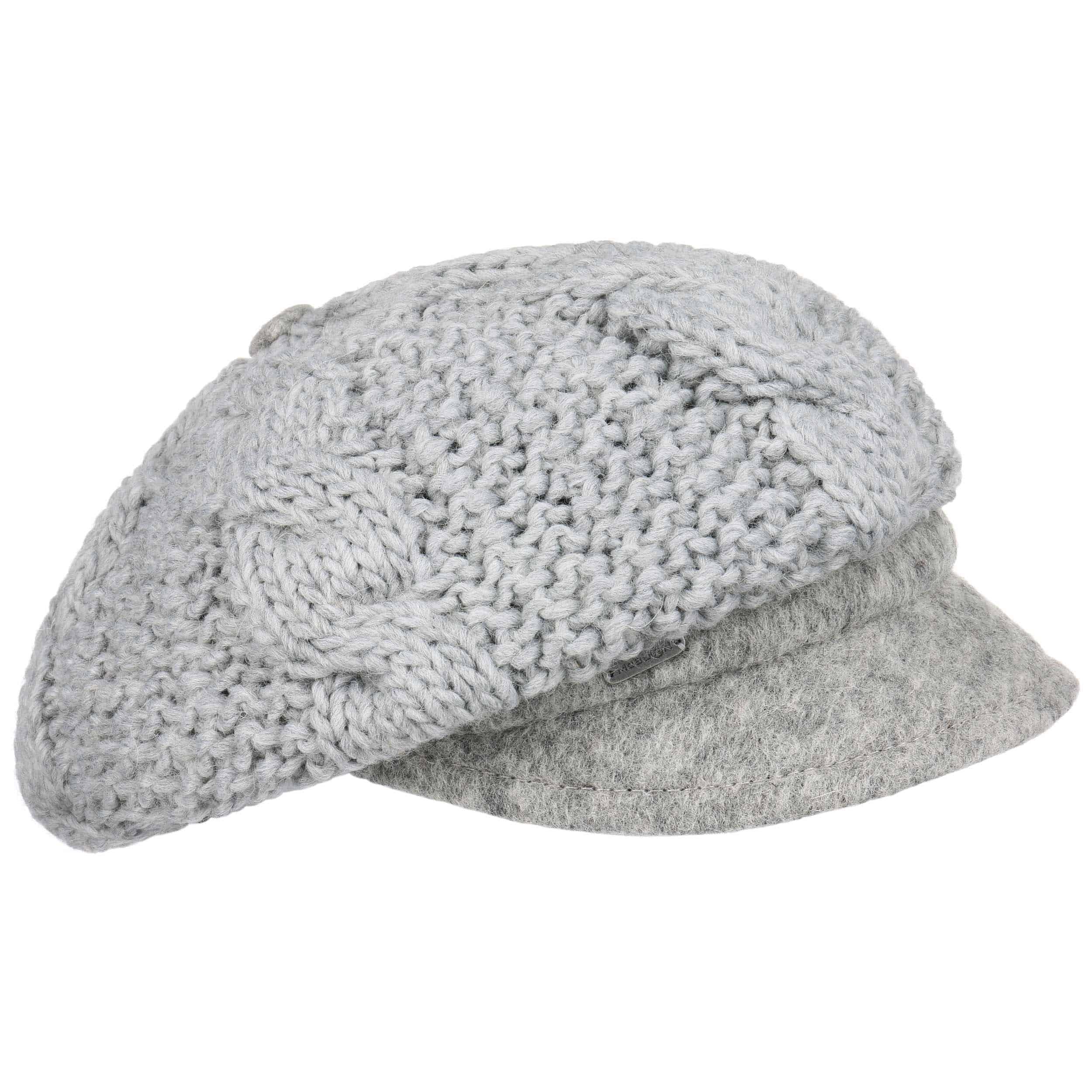 Increíble Patrón De Crochet Tapa Newsboy Motivo - Ideas de Patrones ...