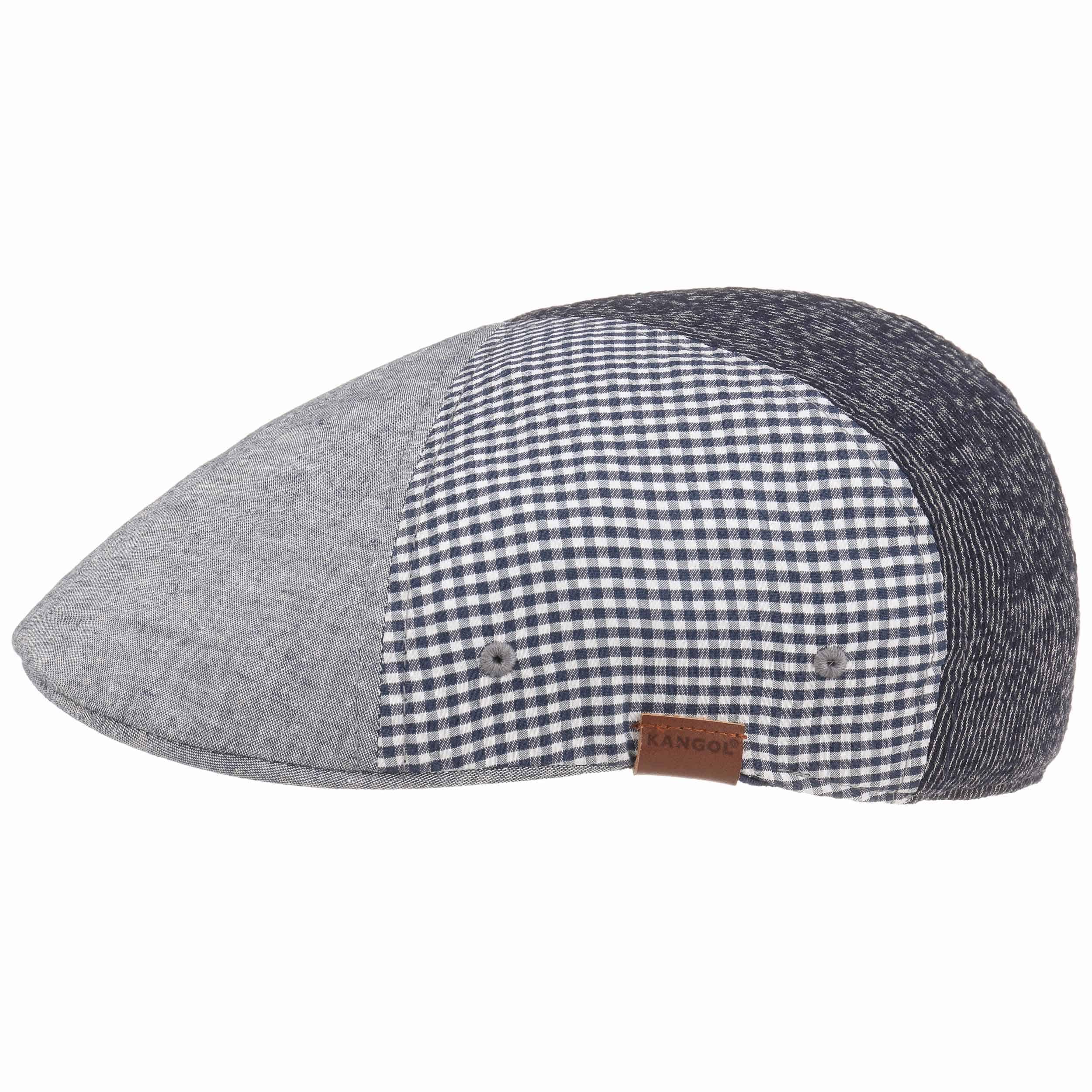 Gorra Patchwork Flexfit 504 by Kangol - Gorras - sombreroshop.es d495a7908f5