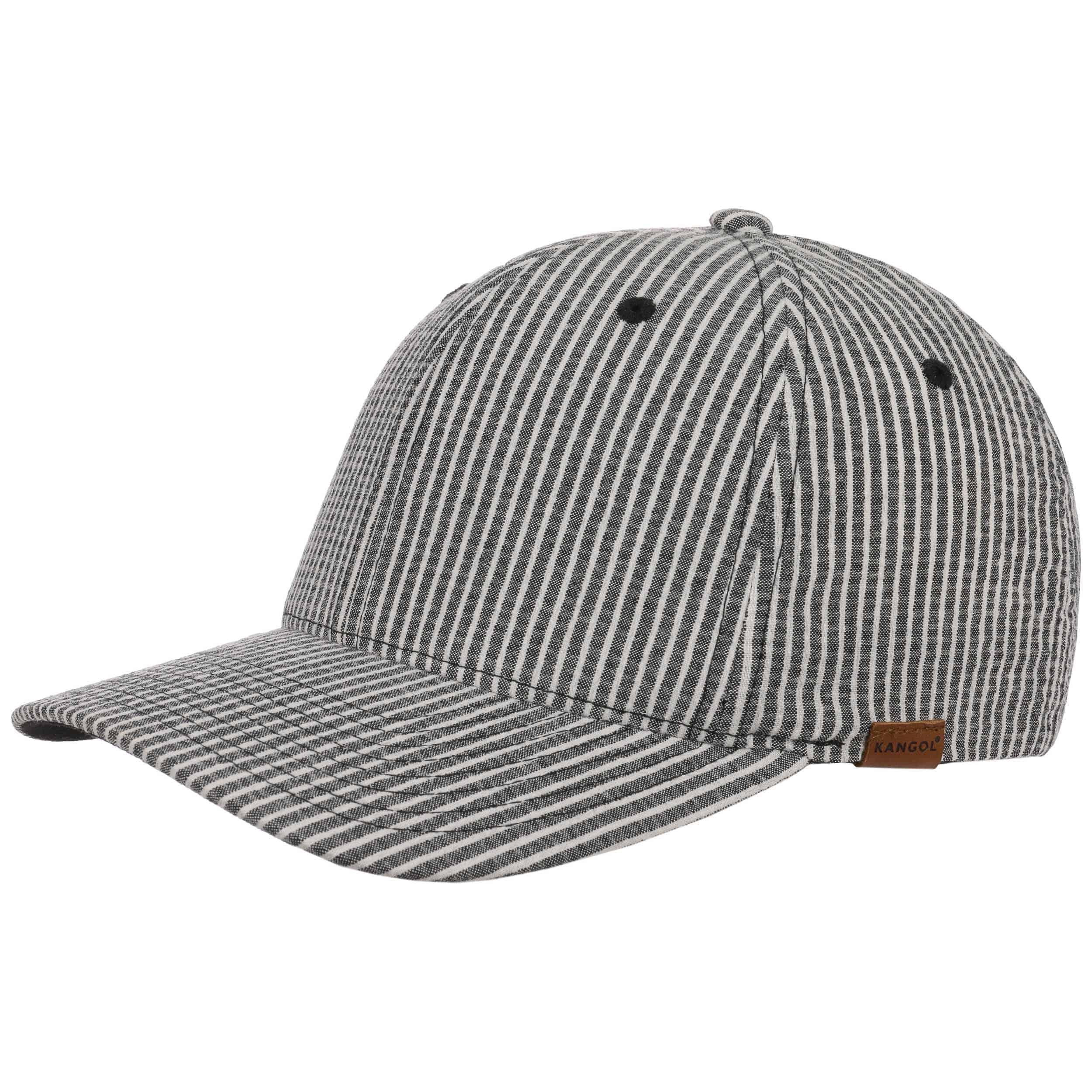 ... Gorra Pattern Flexfit Stripes by Kangol - azul-blanco 5 fd90f54b74e