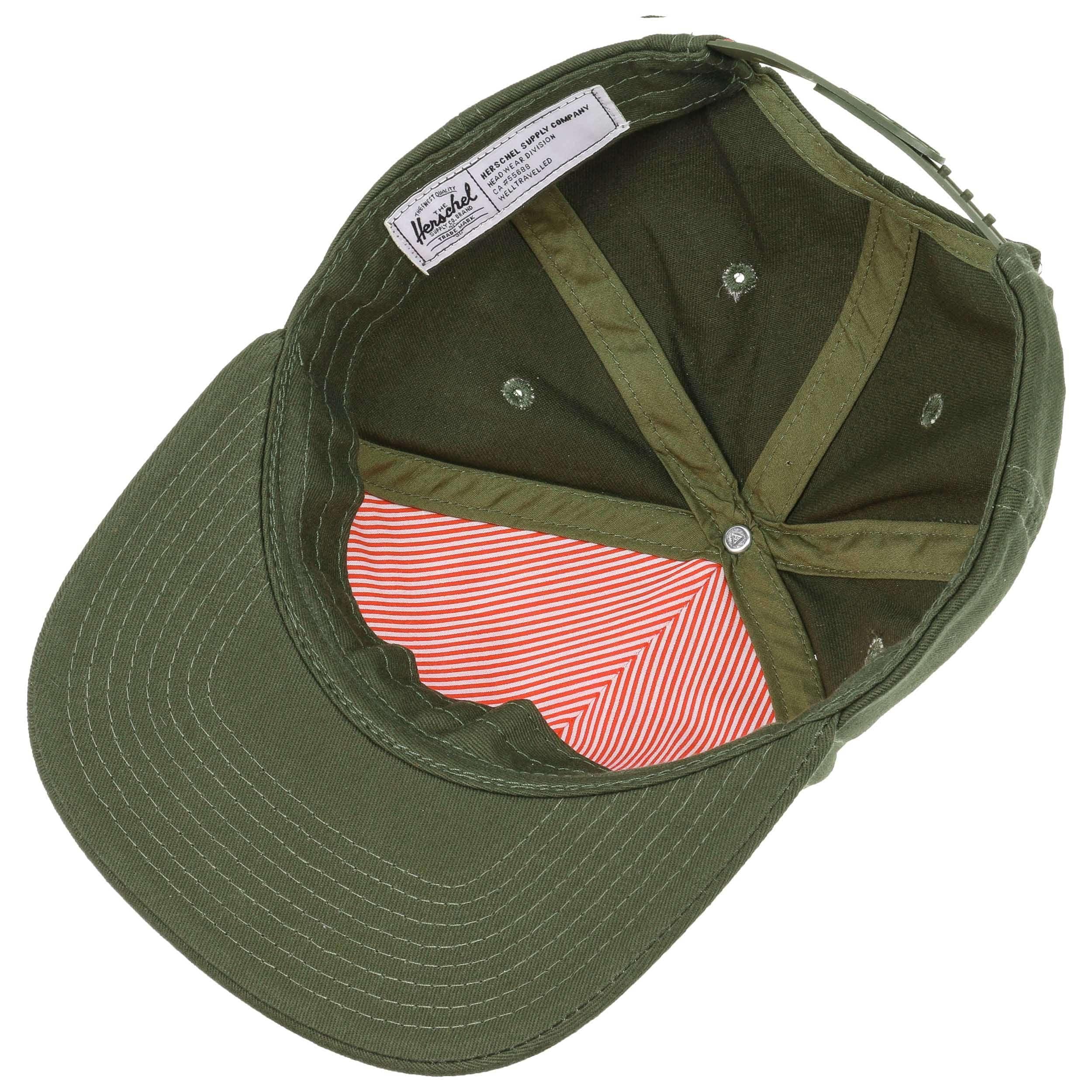 Gorra Plana Whaler Snapback by Herschel - Gorras - sombreroshop.es aaea0ef99c9