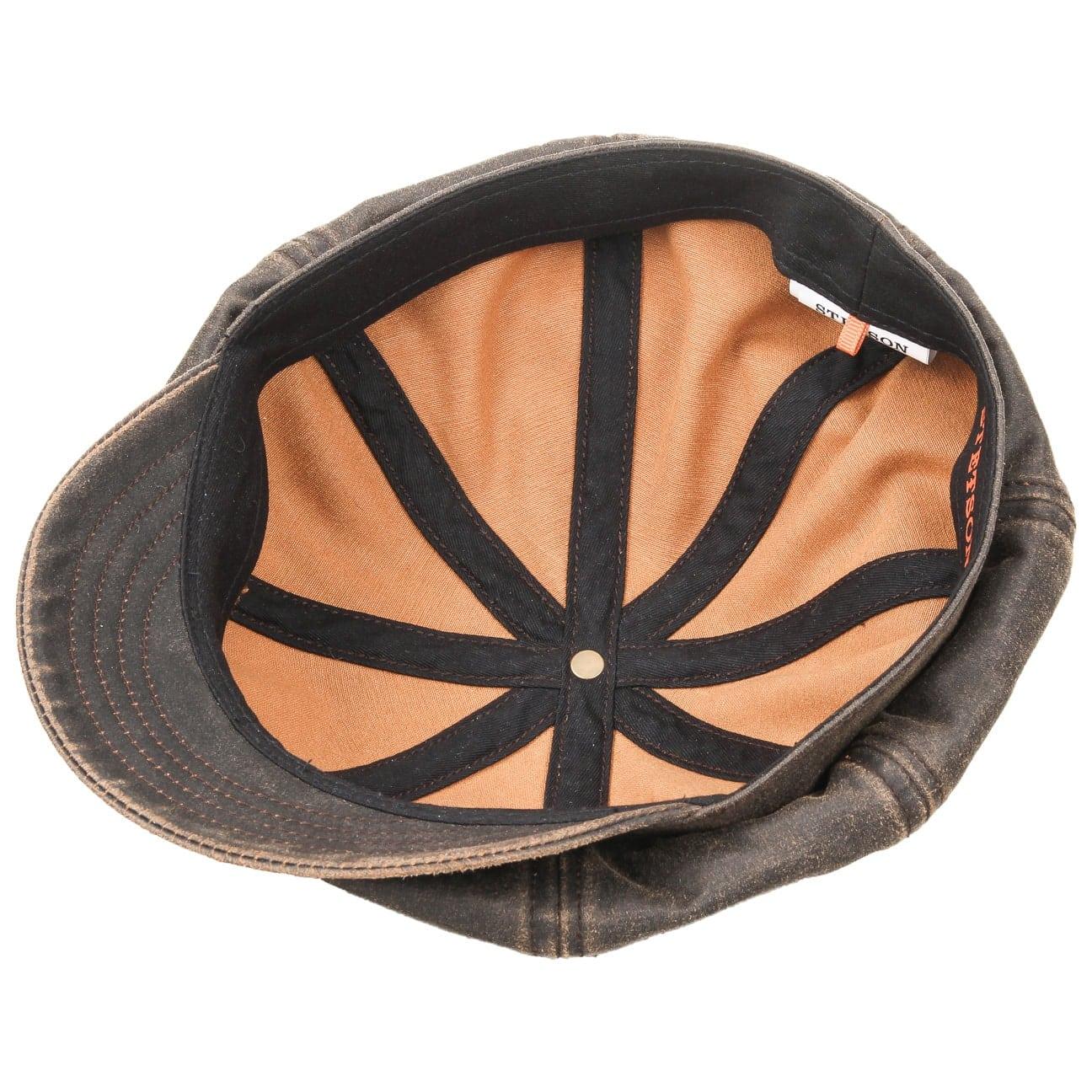 Gorra Safford Newsboy by Stetson - Gorras - sombreroshop.es b27c3c83a61