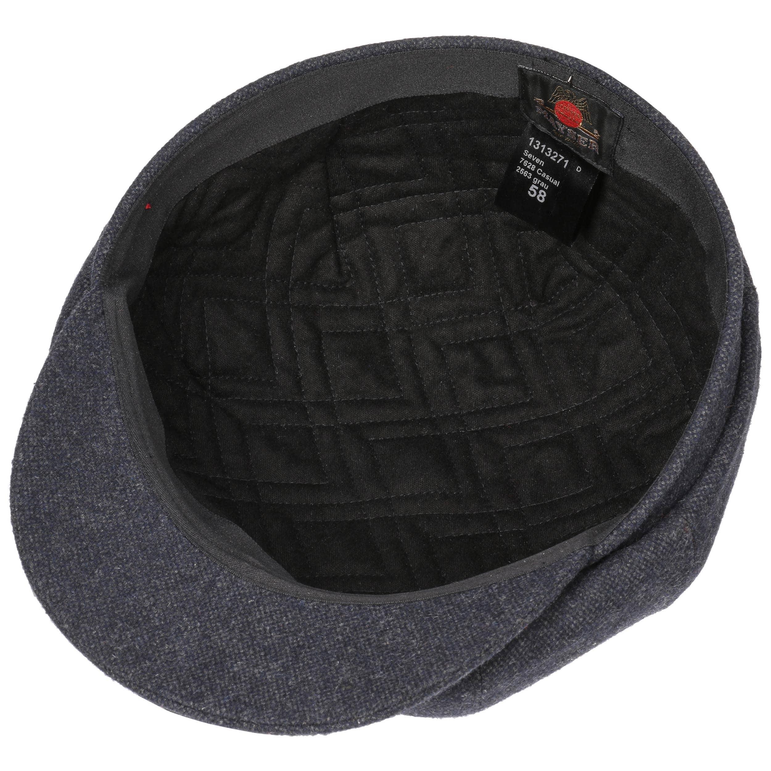 0b3bfba8335ad Gorra Seven Casual Tweed by Mayser - Gorras - sombreroshop.es