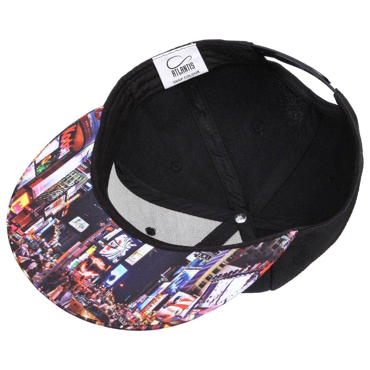 Gorra Snap New York Baseball - Gorras - sombreroshop.es 1686b1aab9c