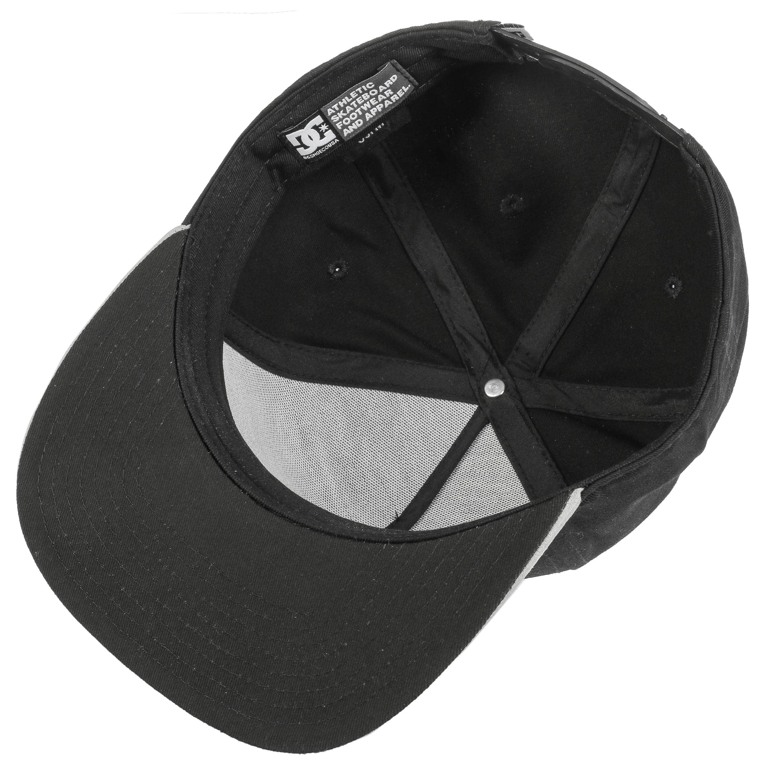 Gorra Snapback Dacks by DC Shoes Co - Gorras - sombreroshop.es 3a571cb9808
