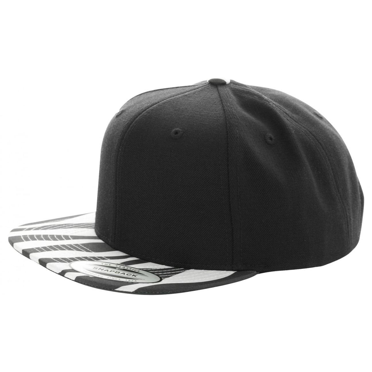 Gorra Snapback Flexfit Cebra - Gorras - sombreroshop.es 166abdbf2ea