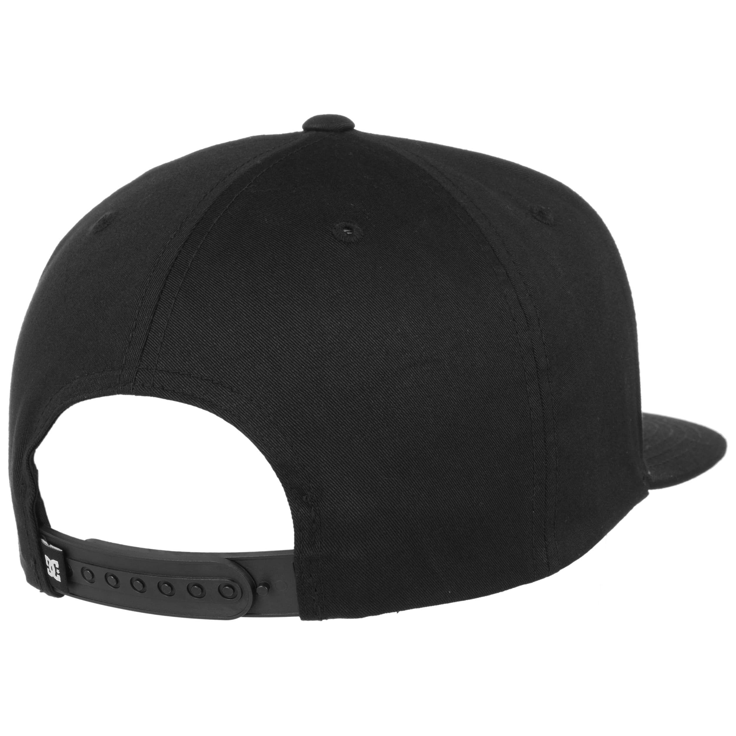 580e41336a2db Gorra Snapback Snappy by DC Shoes Co - Gorras - sombreroshop.es