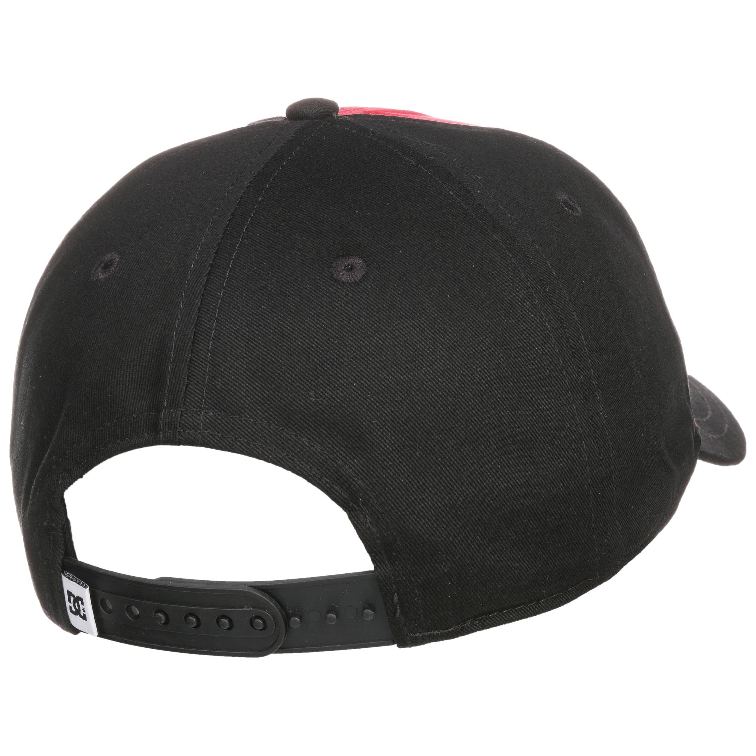 ... Gorra Snapback Spinner by DC Shoes Co - negro 3 ... 78d22c48a02