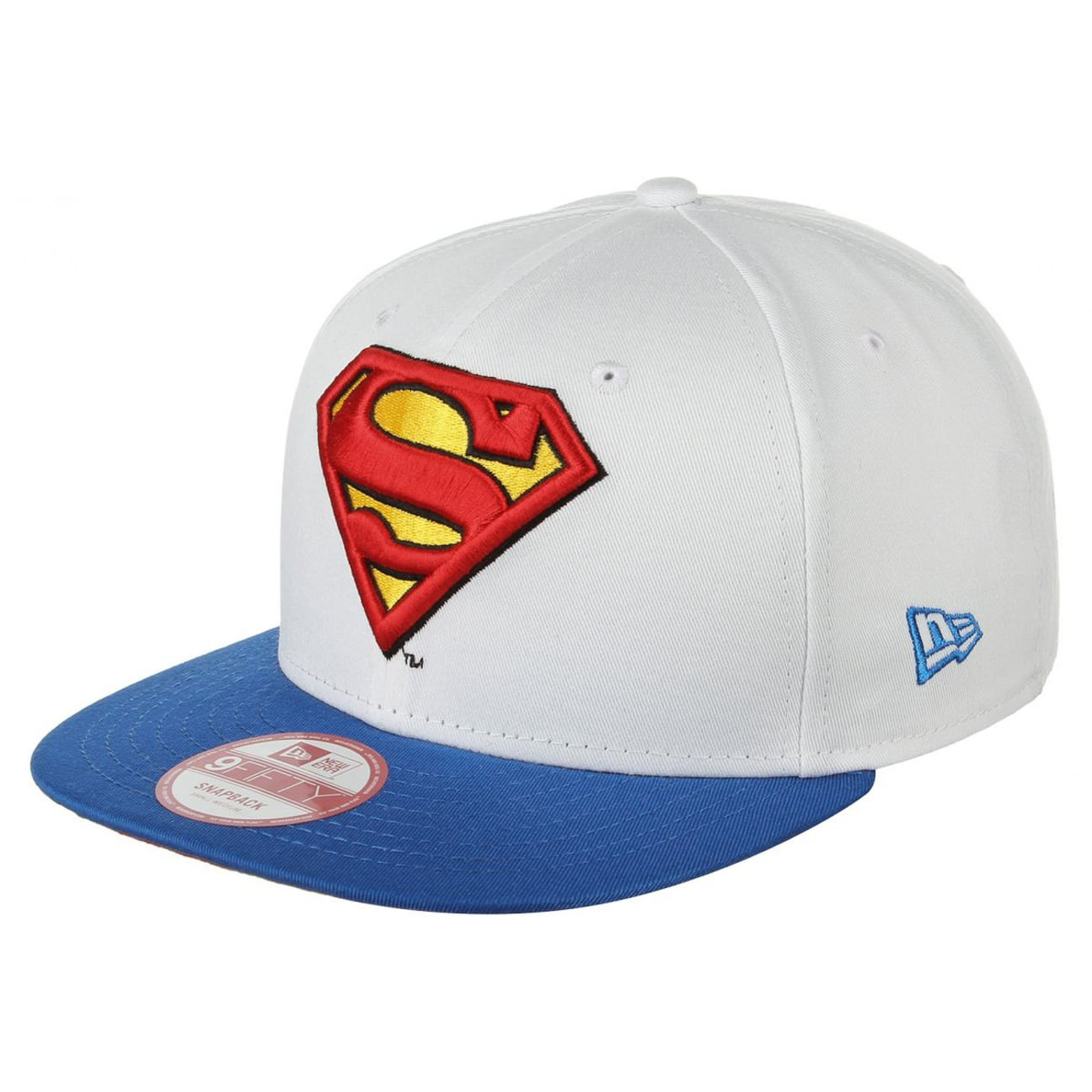 Gorra Snapback Superman by New Era - Gorras - sombreroshop.es d563056b1e2