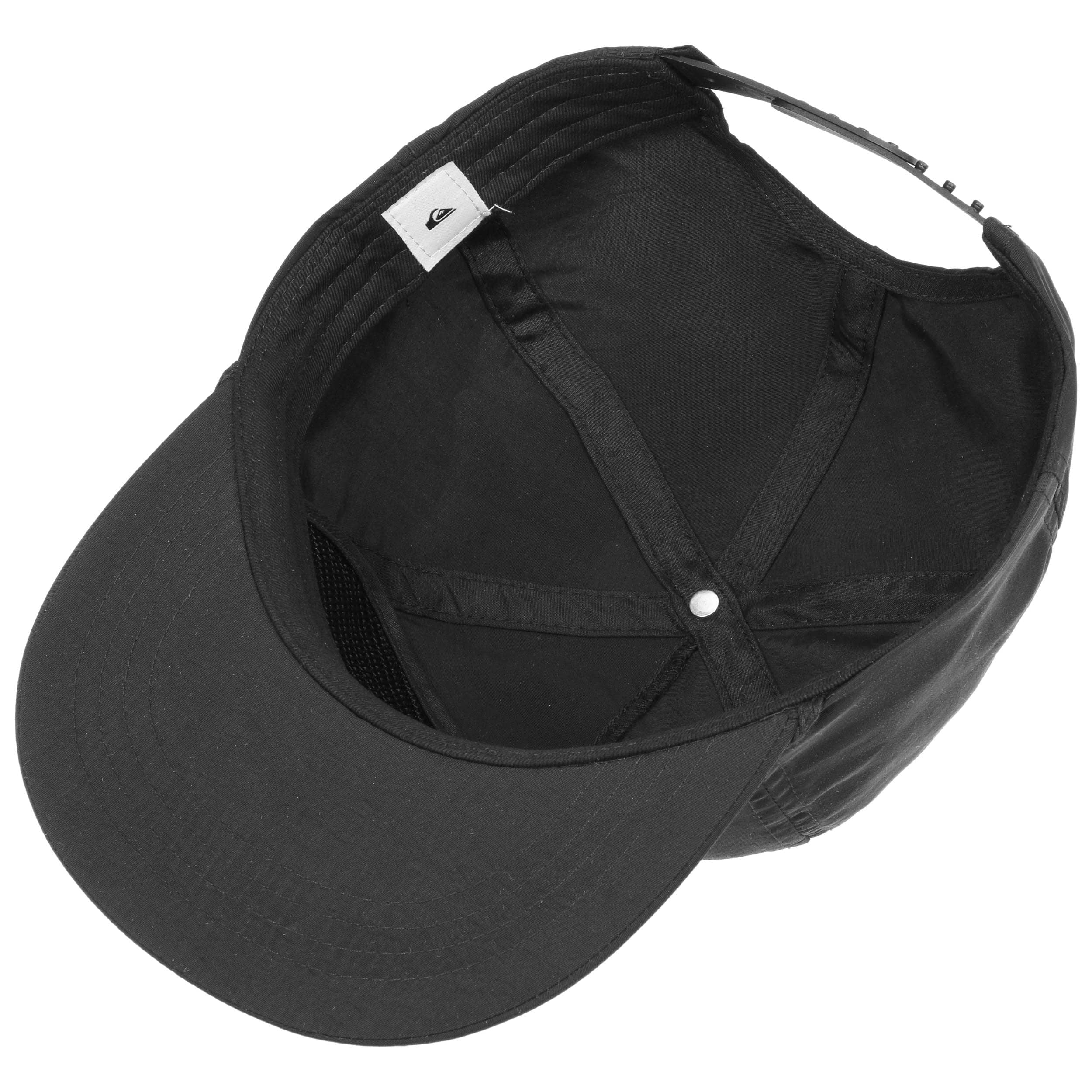 ... Gorra Surf Snapback by Quiksilver - negro 3 ... 49276621e79