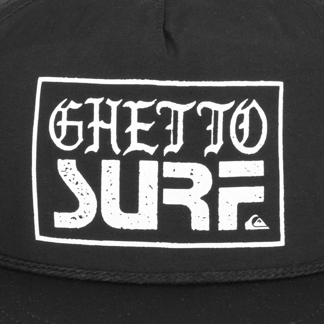 Gorra Surf Snapback by Quiksilver - negro 1 ... 82eb267ca31