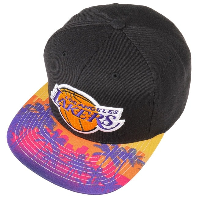 57780fe9ded65 Gorra Team DNA Lakers by Mitchell   Ness - Gorras - sombreroshop.es