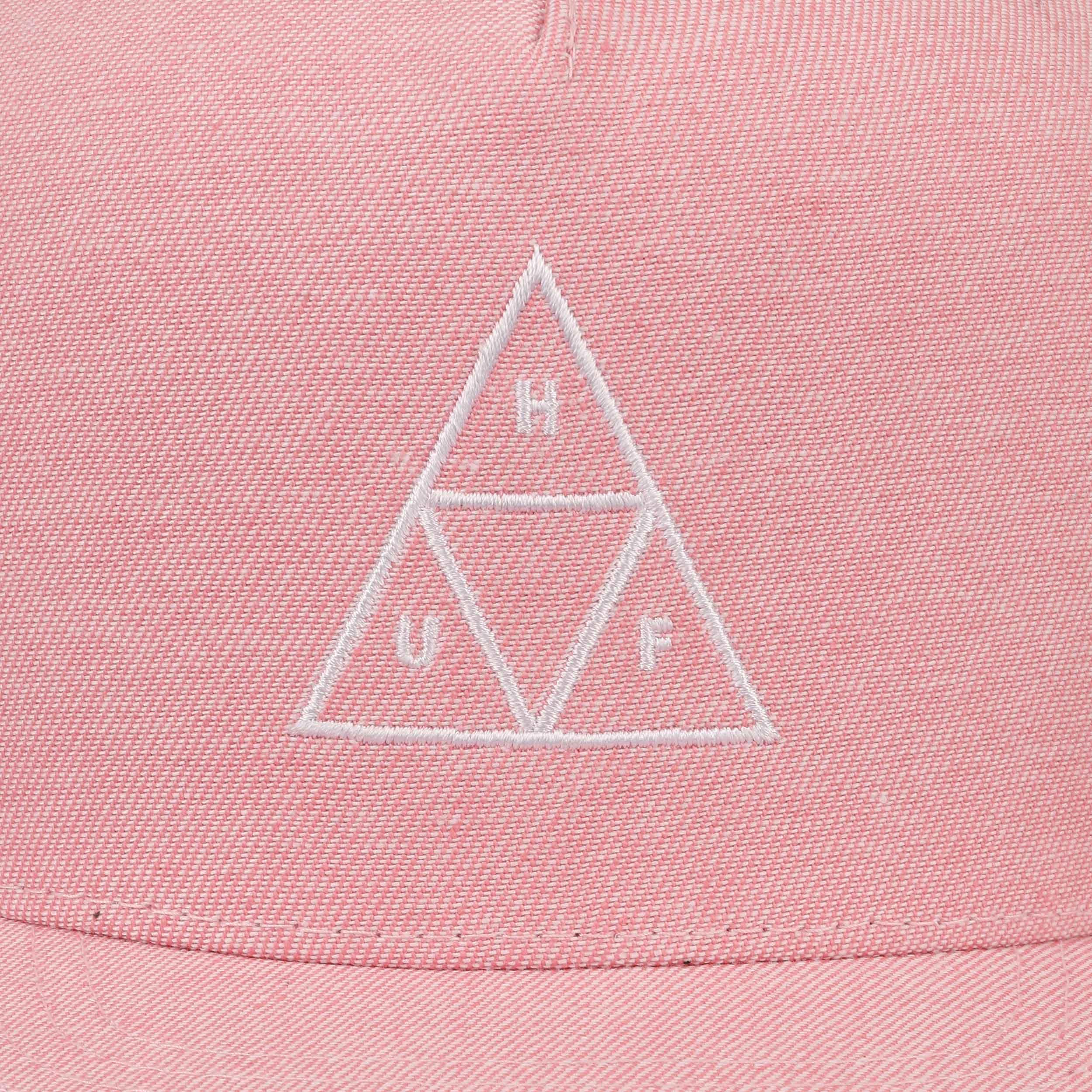 4b56ba03c28a1 Gorra Triple Triangle Pastel Snapback by HUF - Gorras - sombreroshop.es