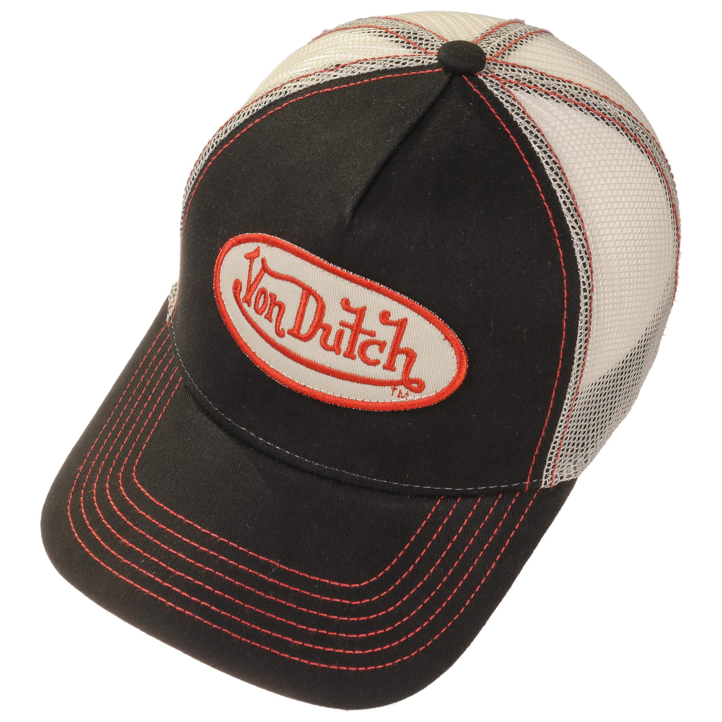 ... Gorra Trucker OG by Von Dutch - óxido-azul 1 ... 6eb5607c84c