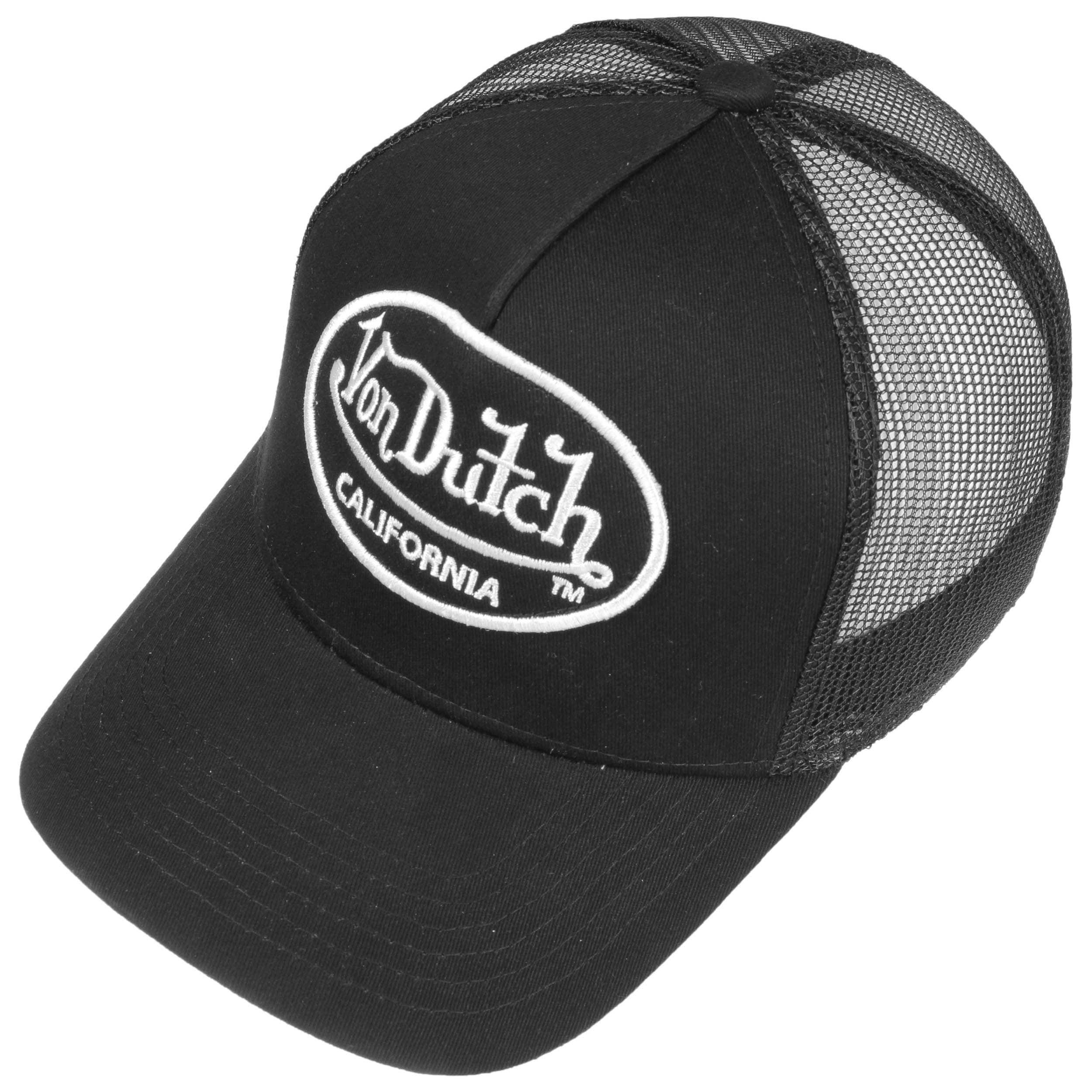 ... Gorra Trucker OG by Von Dutch - negro 1 ... 4d8ead232a1